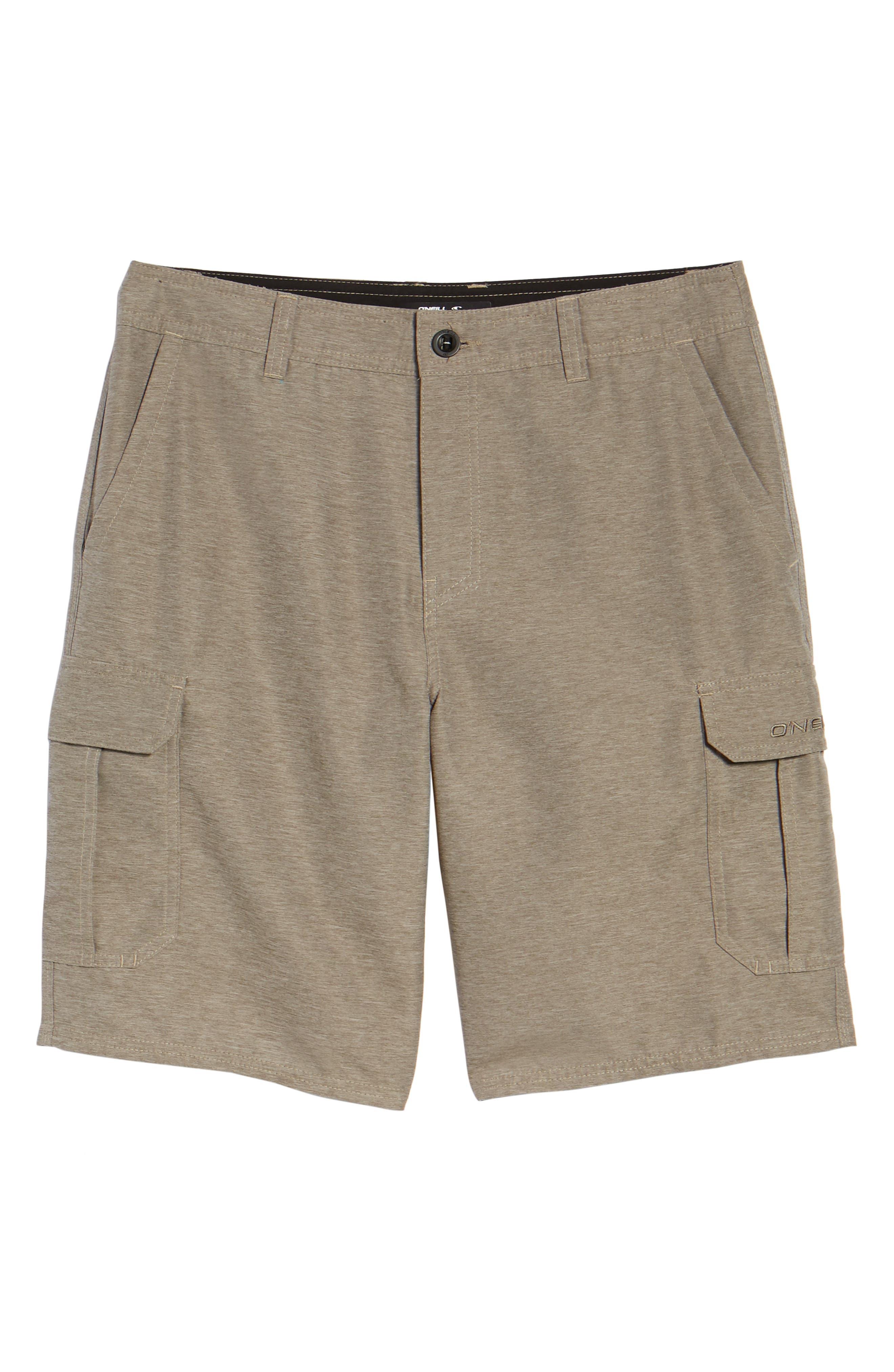 Ranger Cargo Hybrid Shorts,                             Alternate thumbnail 18, color,