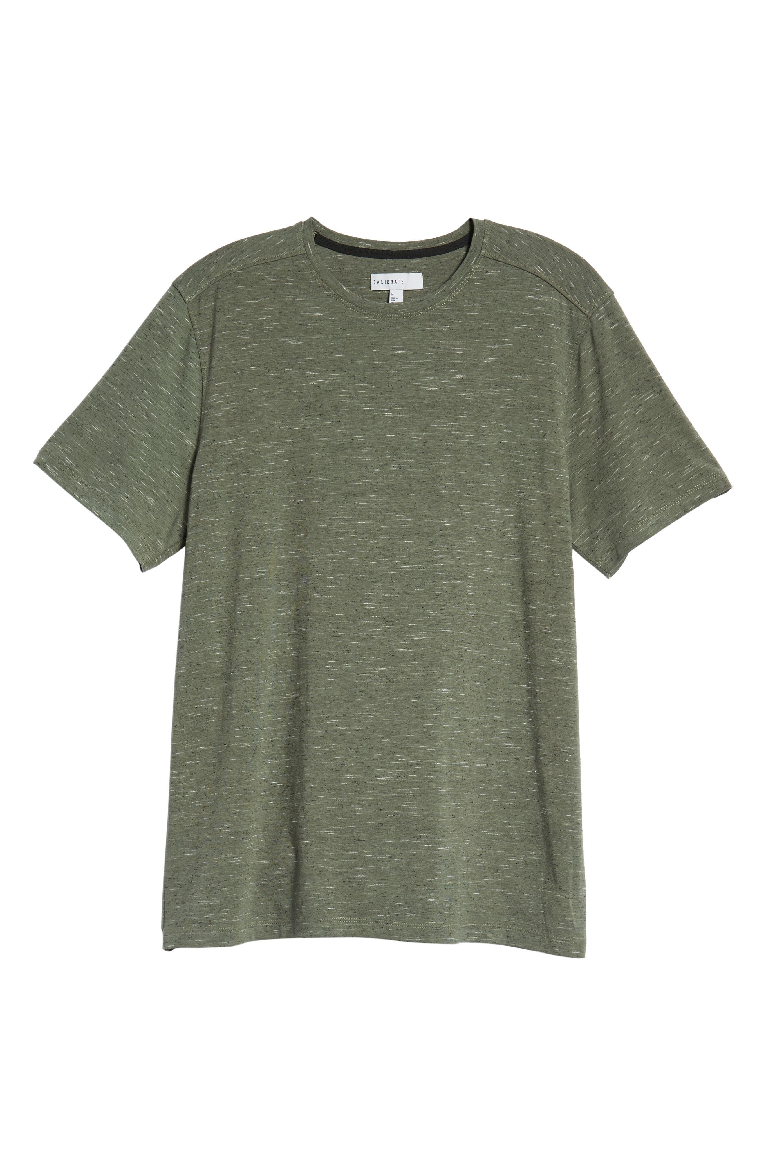 Neppy Crewneck T-Shirt,                             Alternate thumbnail 6, color,                             GREY LUNAR NEP