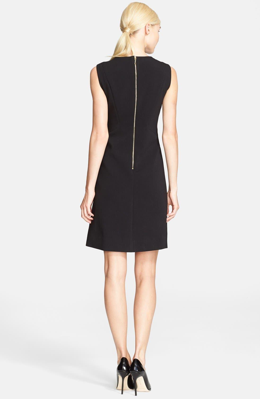 'sicily' sheath dress,                             Alternate thumbnail 2, color,                             001