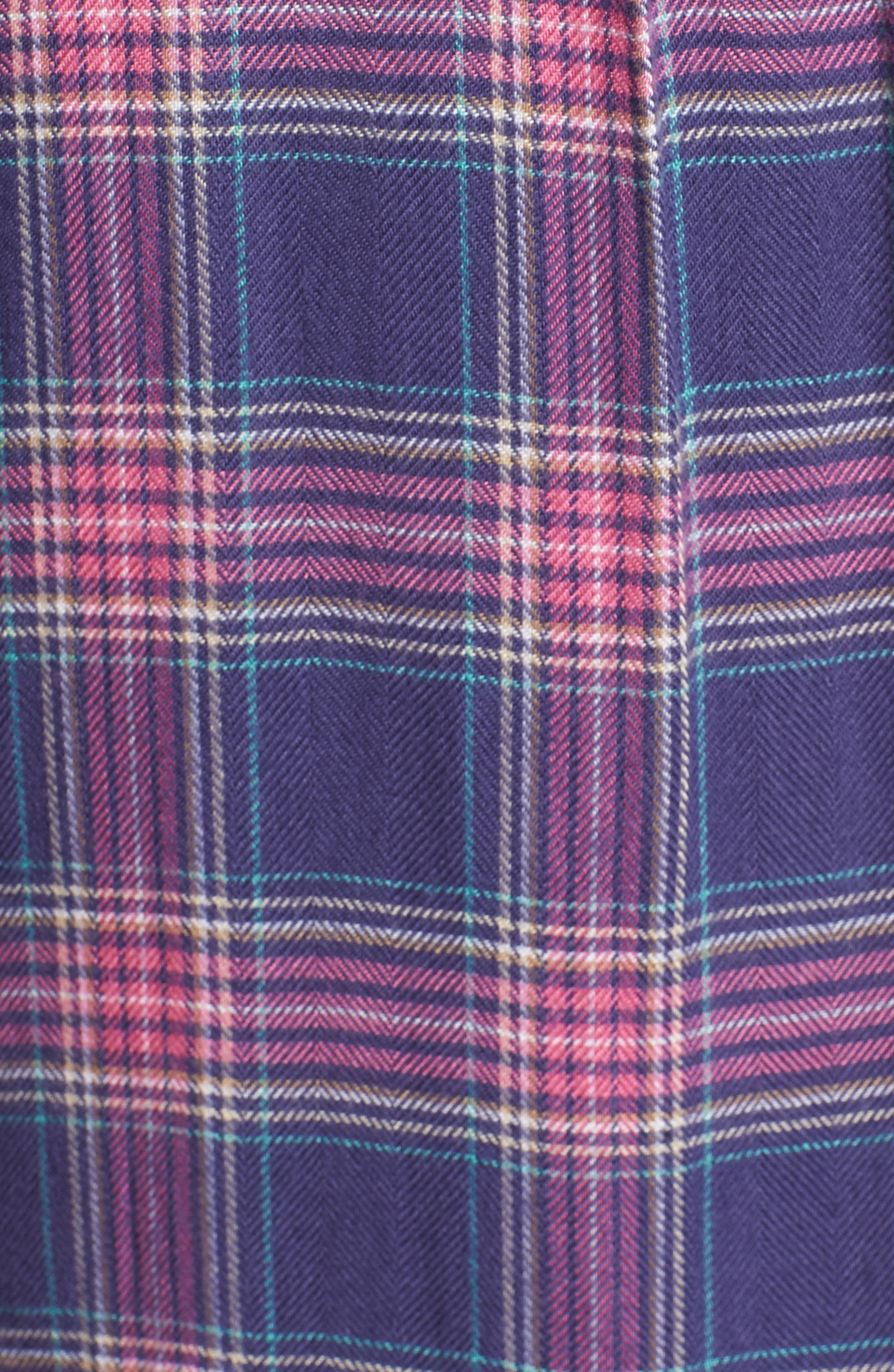 Hunter Plaid Shirt,                             Alternate thumbnail 619, color,