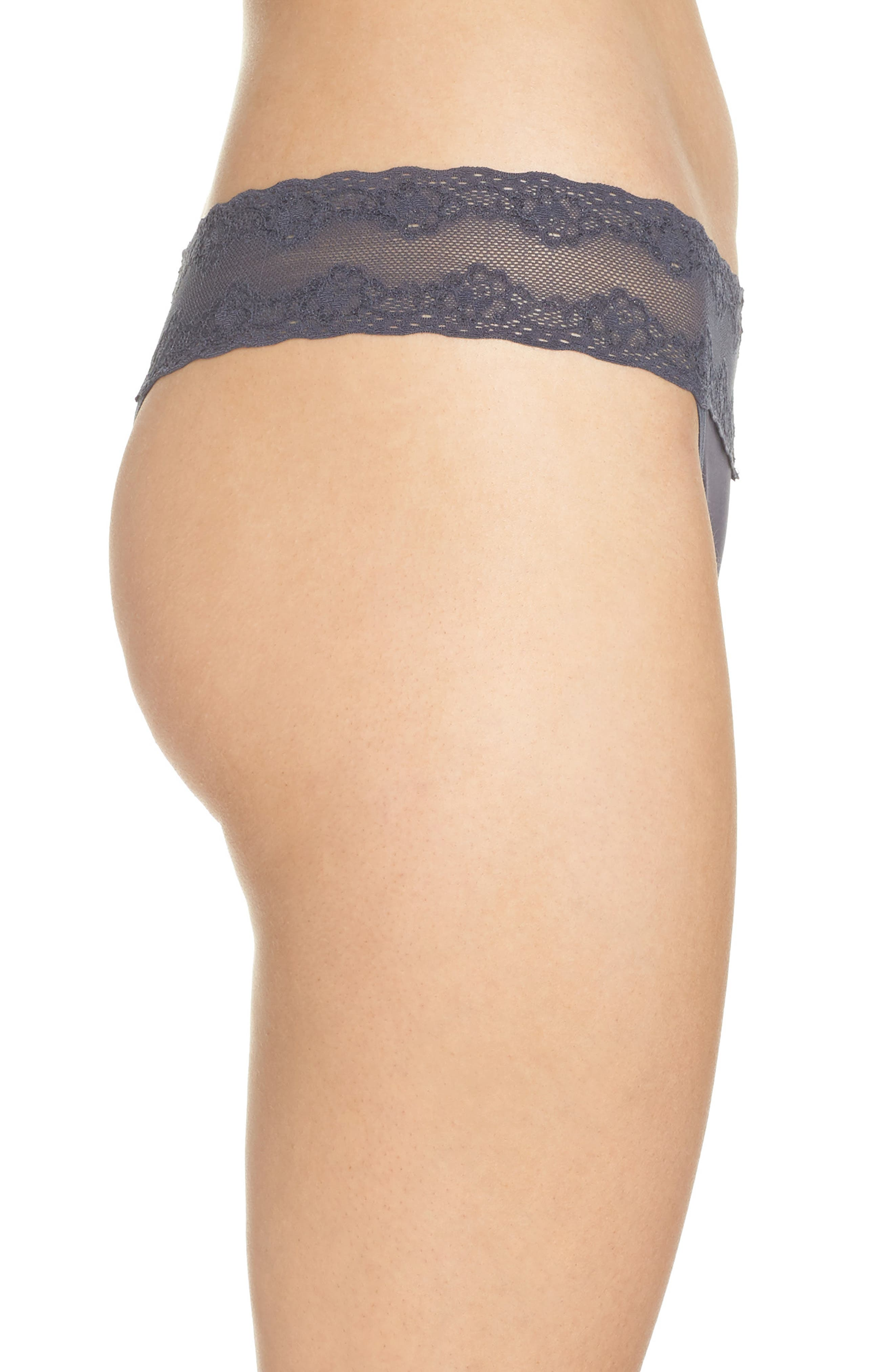 Bliss Perfection Thong,                             Alternate thumbnail 207, color,