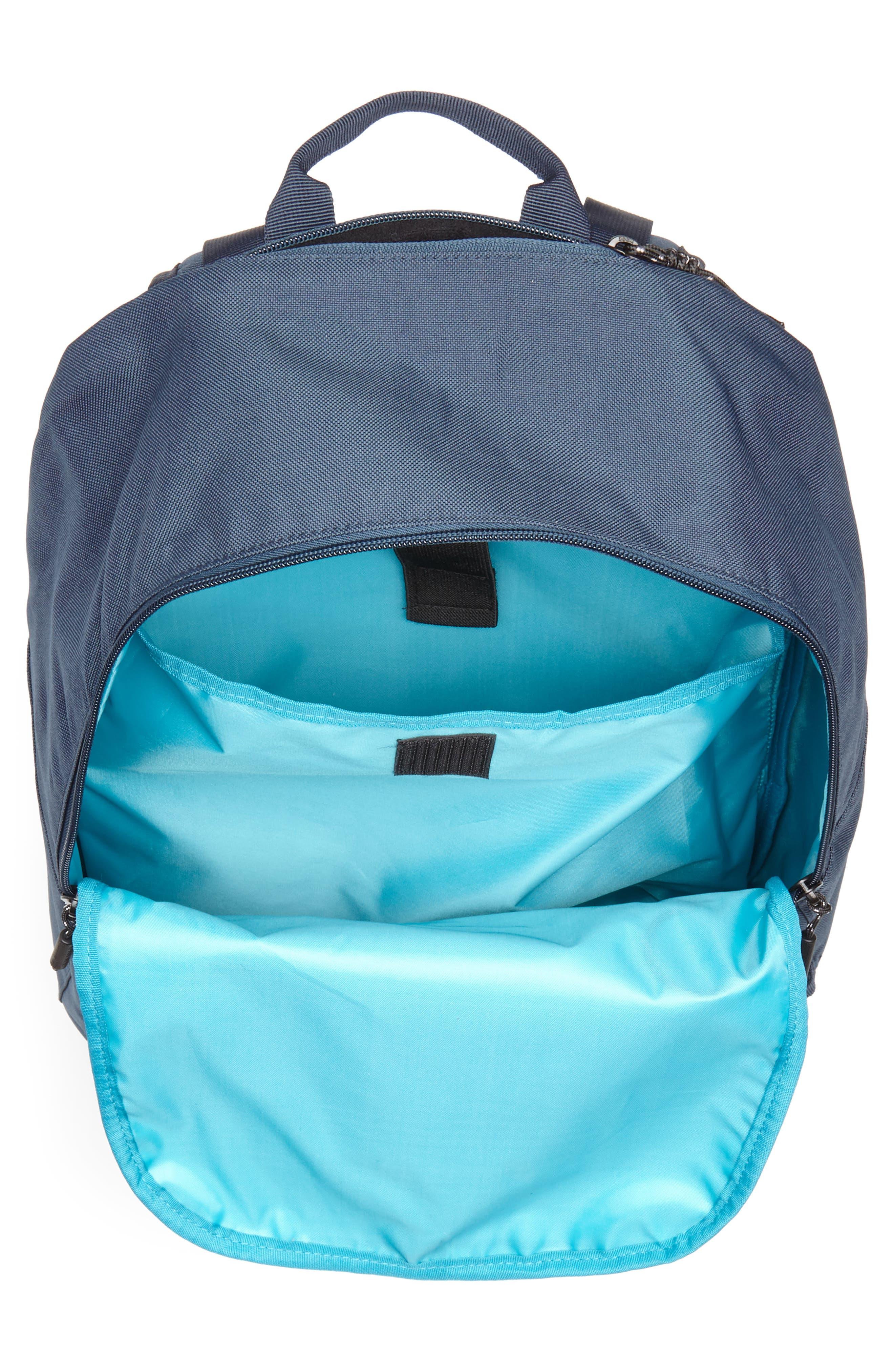 Transfer Backpack,                             Alternate thumbnail 4, color,                             NAVY