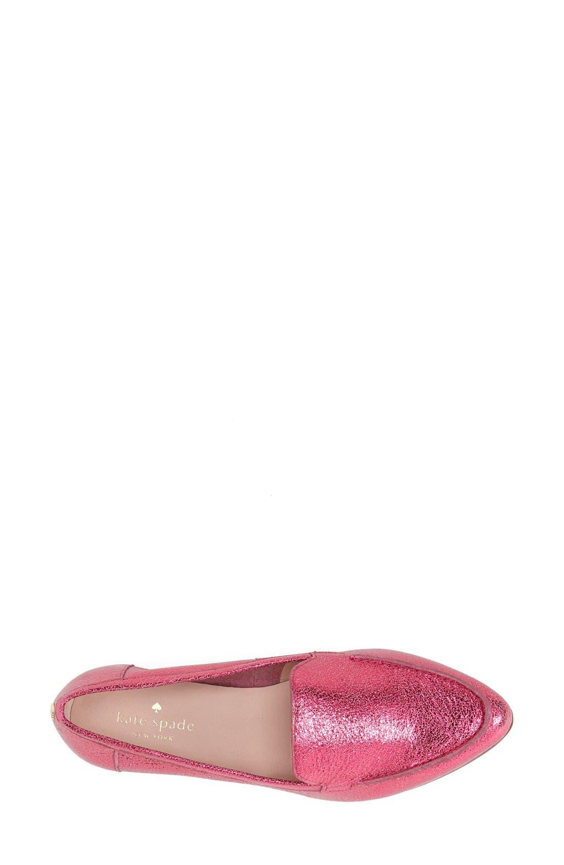 'carima' loafer flat,                             Alternate thumbnail 54, color,