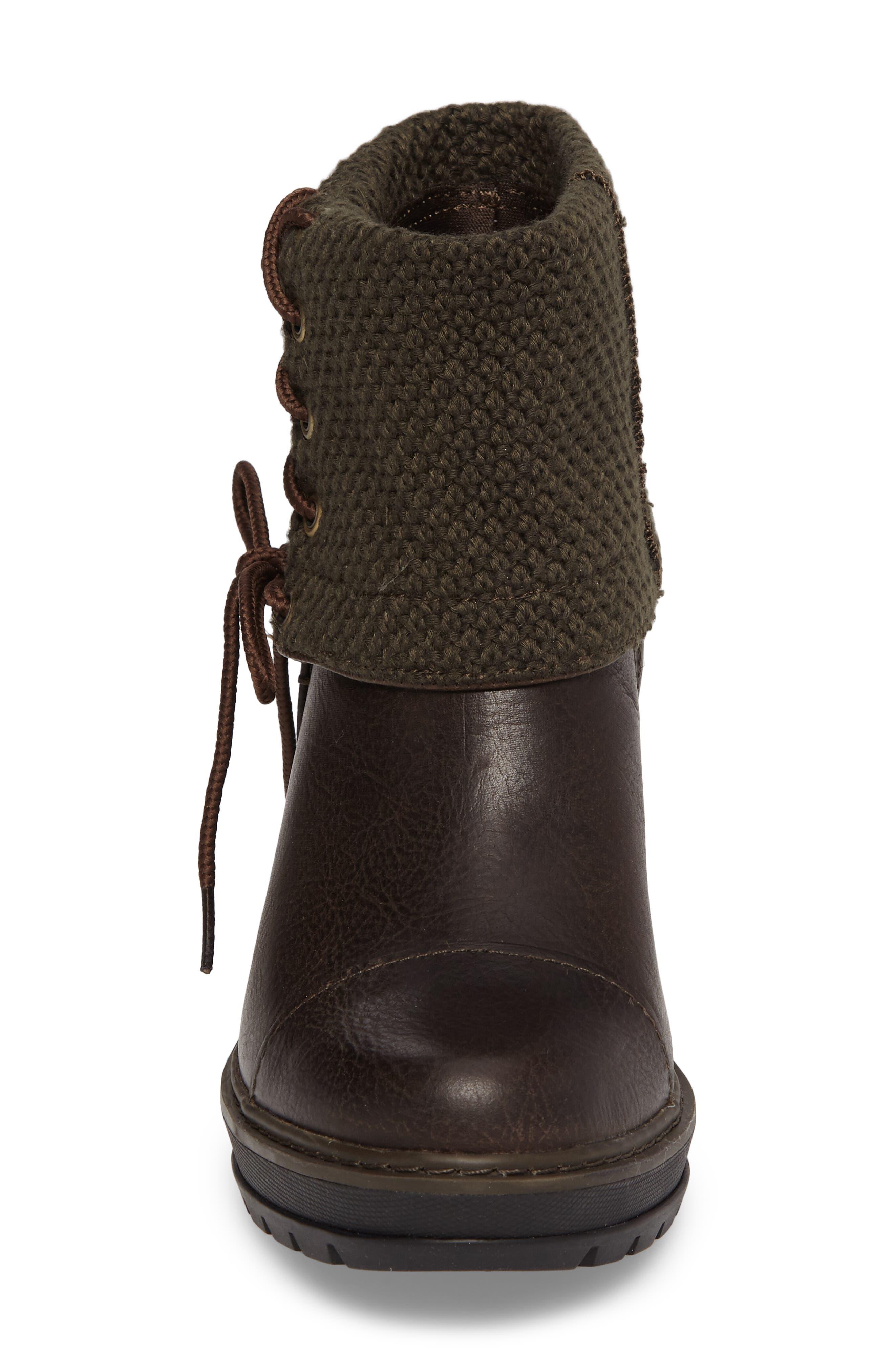 Kellis Fold Down Water Resistant Boot,                             Alternate thumbnail 8, color,