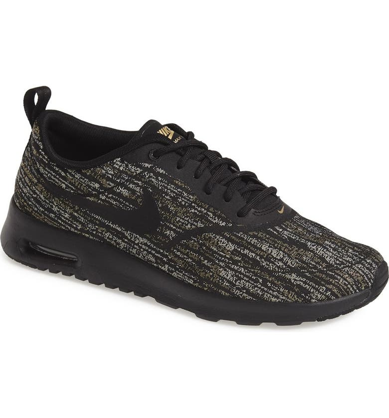 separation shoes 4591a dacbf NIKE Air Max Thea Jacquard Sneaker, Main, color, ...