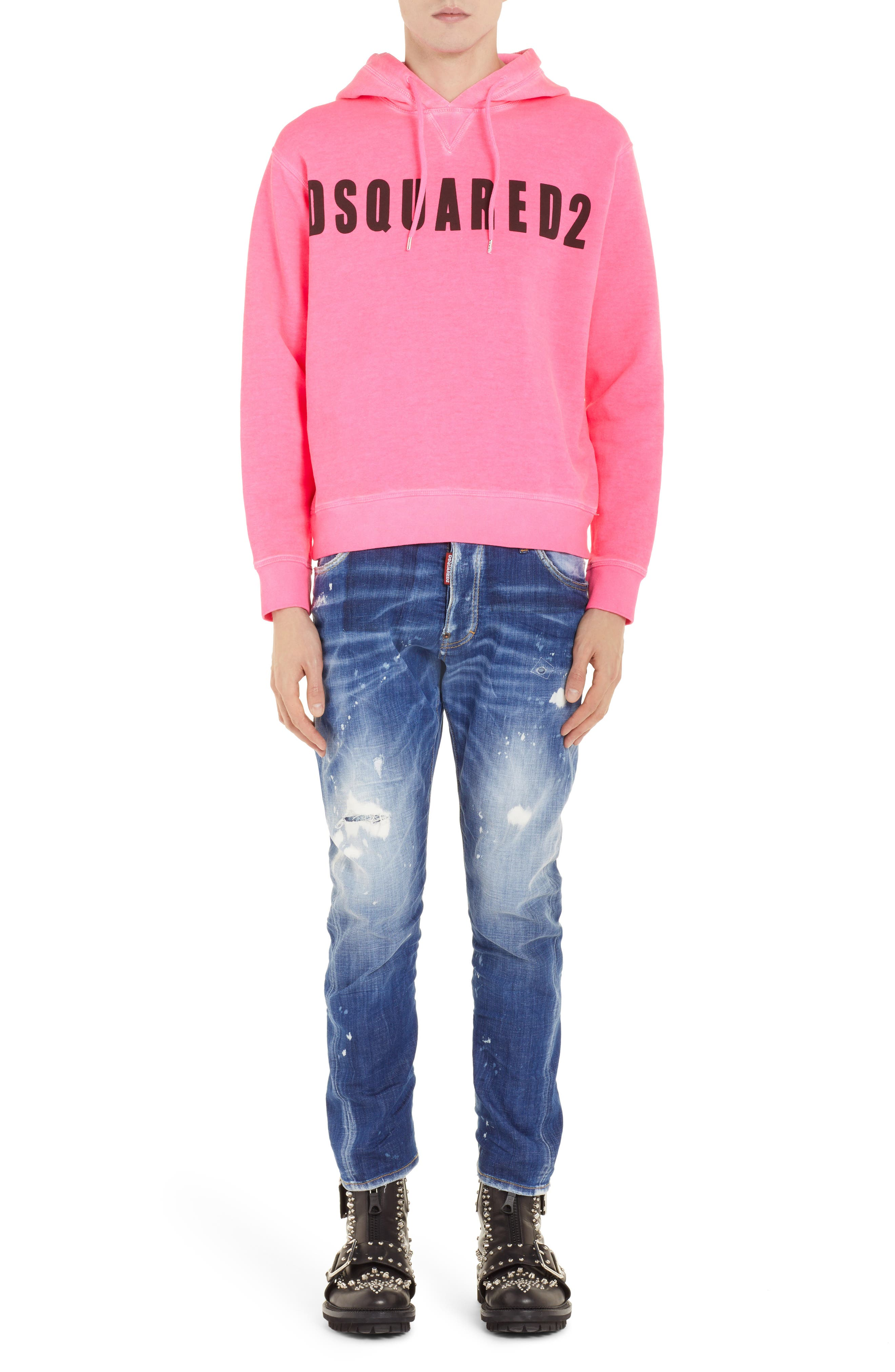 Cool Guy Jeans,                             Alternate thumbnail 6, color,                             BLUE