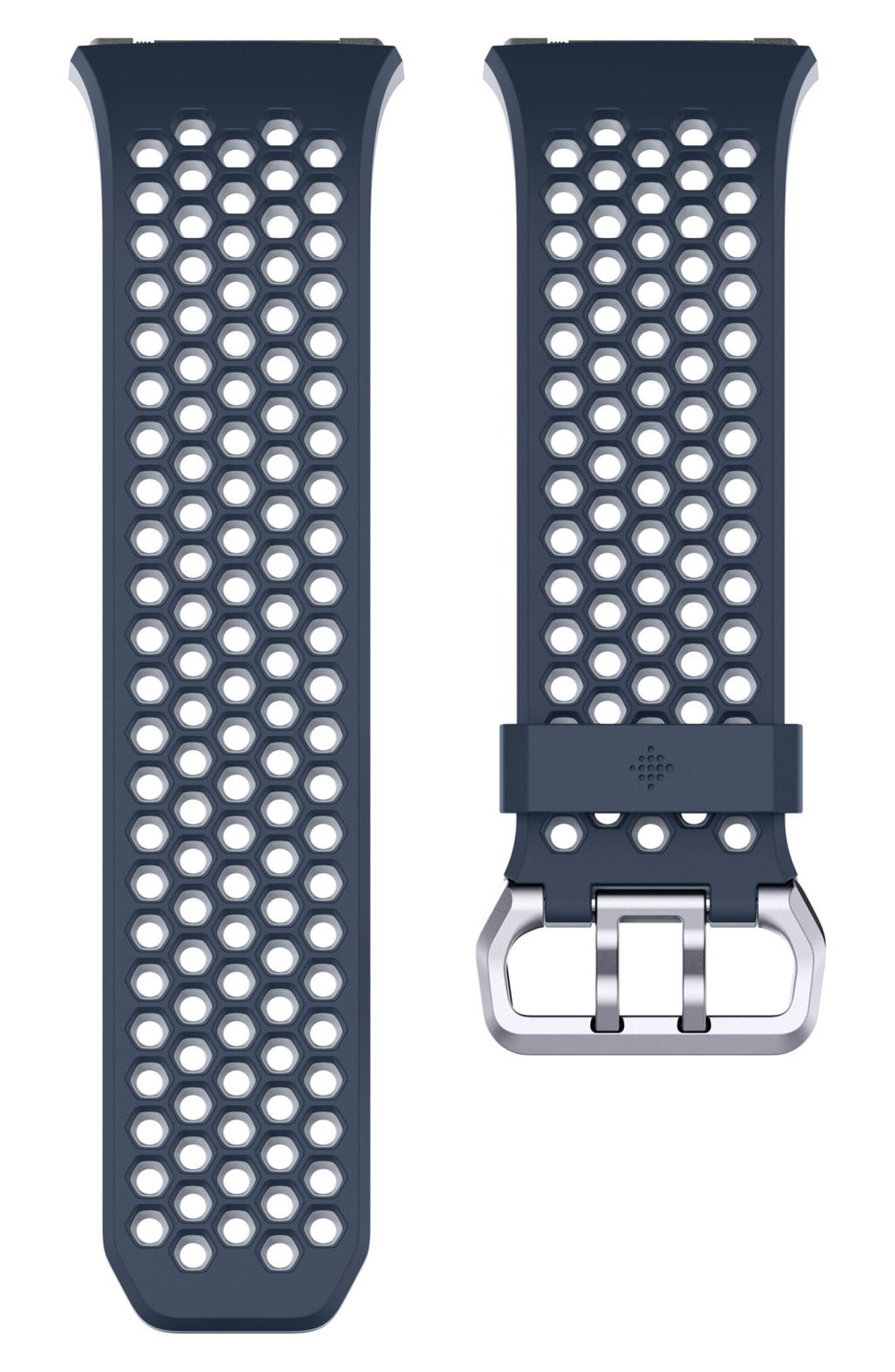 x adidas Ionic Watch,                             Alternate thumbnail 2, color,                             INK BLUE/ICE GRAY/SILVER GRAY