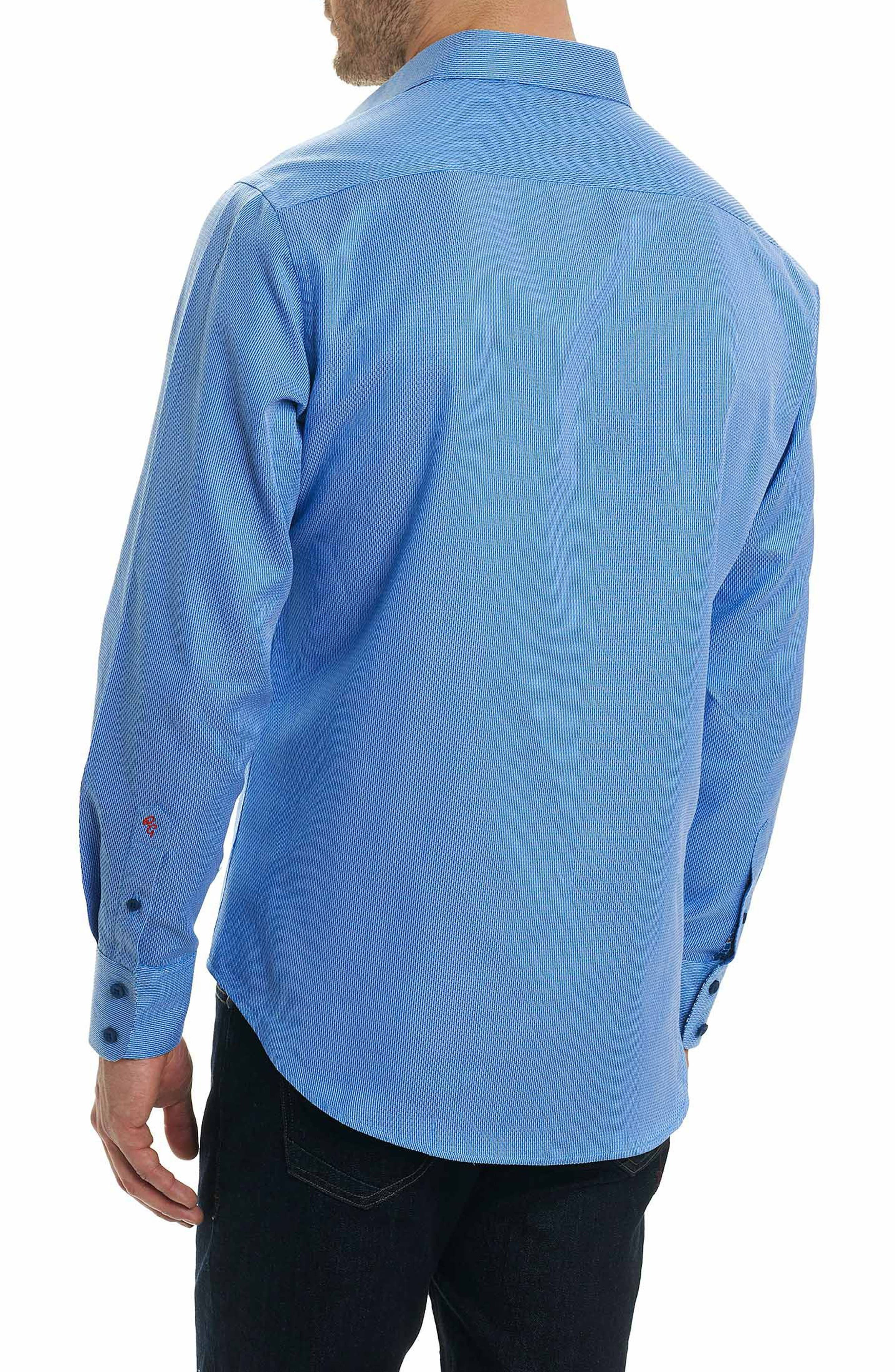 Jobson Regular Fit Sport Shirt,                             Alternate thumbnail 2, color,                             400