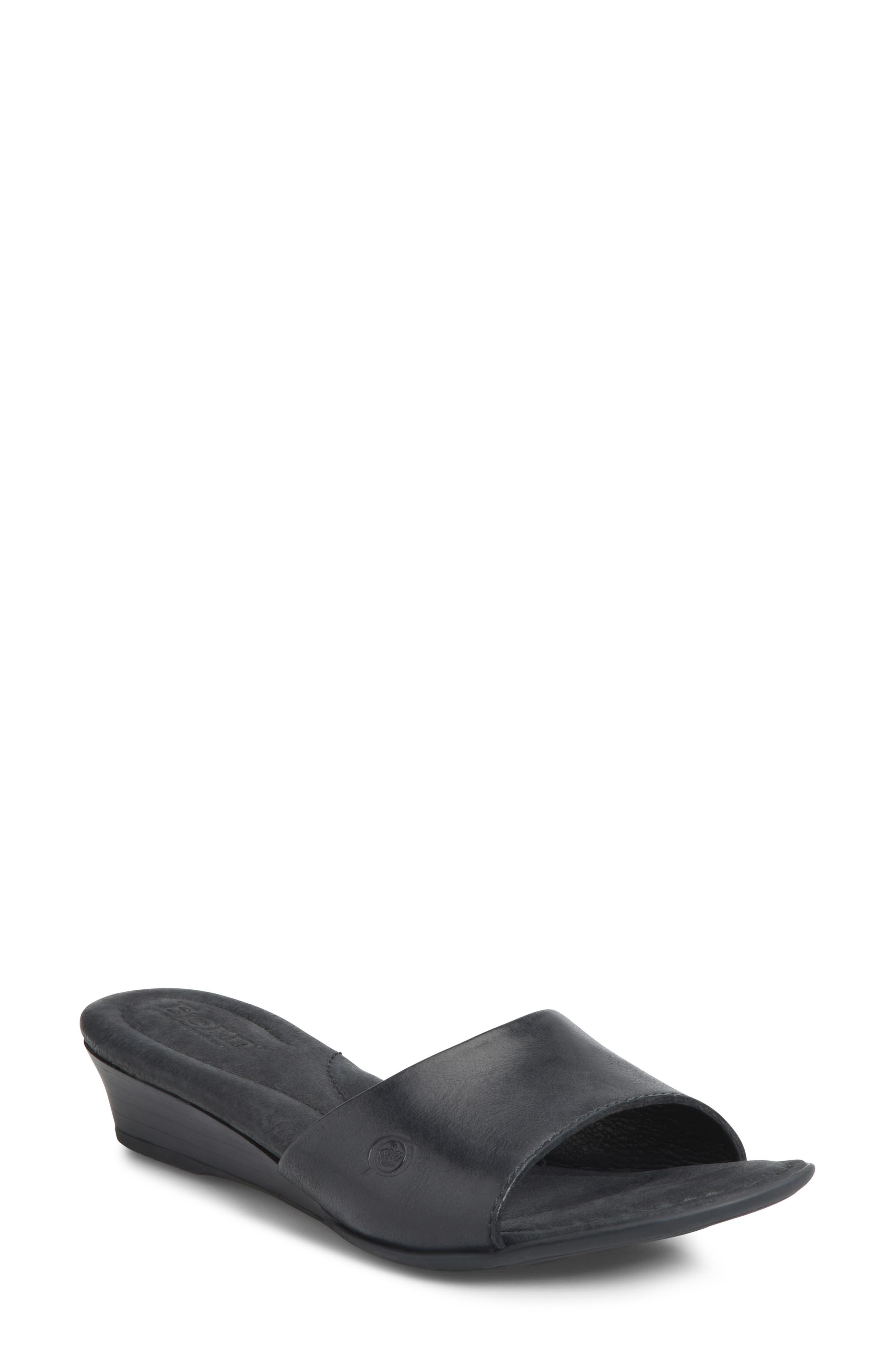 B?rn Shasta Wedge Slide Sandal