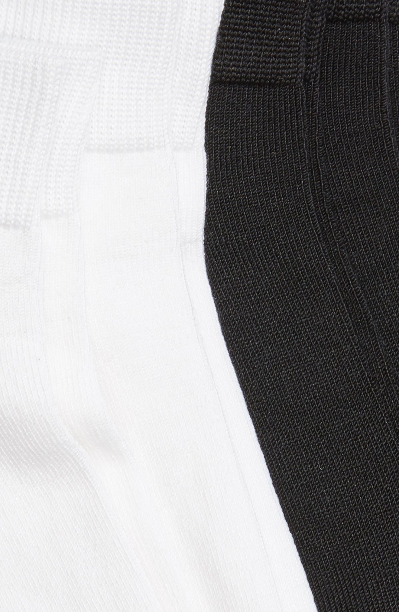 4-Pack Ankle Socks,                             Alternate thumbnail 2, color,                             185