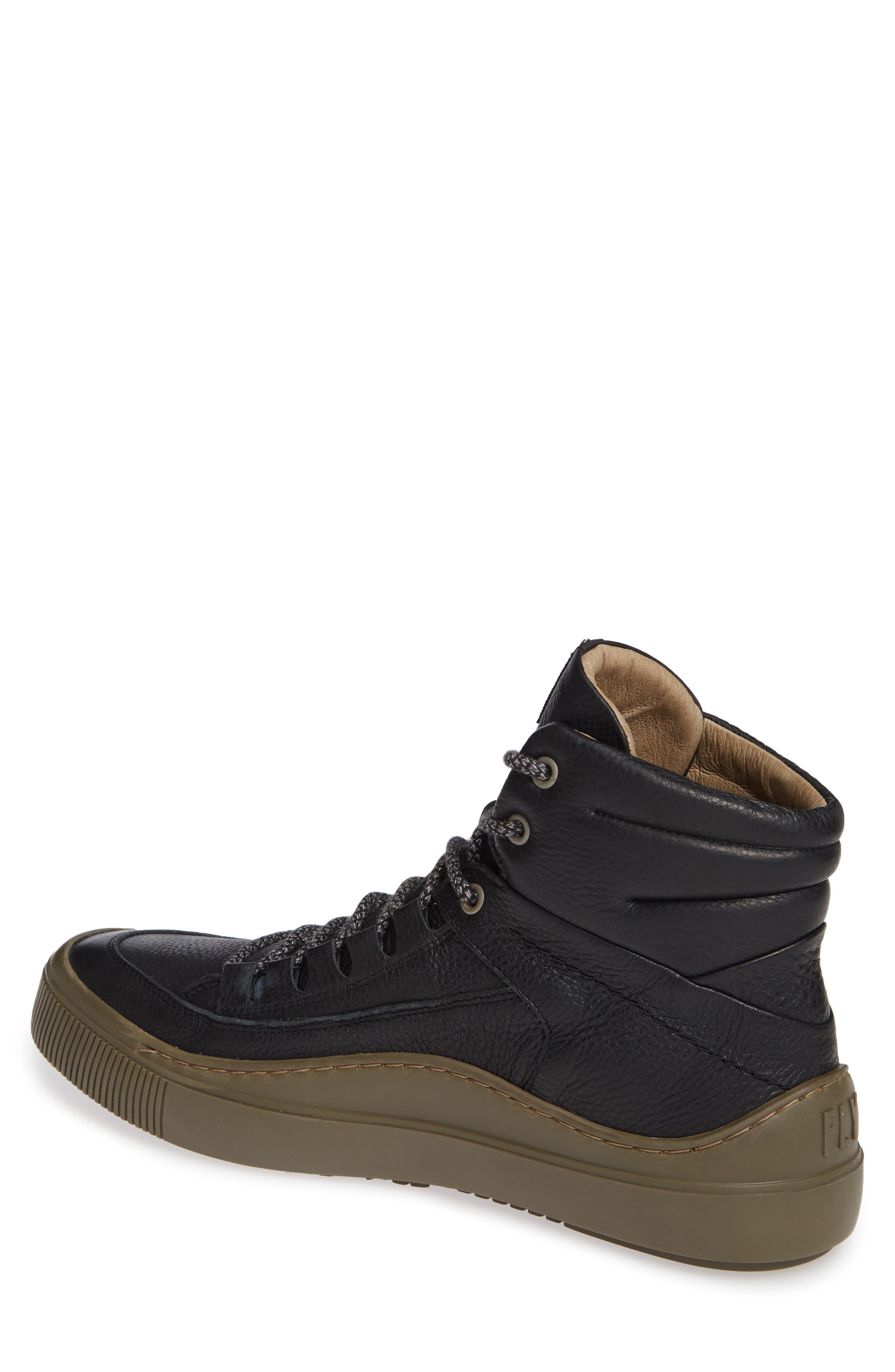 Samu Sneaker,                             Alternate thumbnail 2, color,                             BLACK/ NICOTINE BRITO