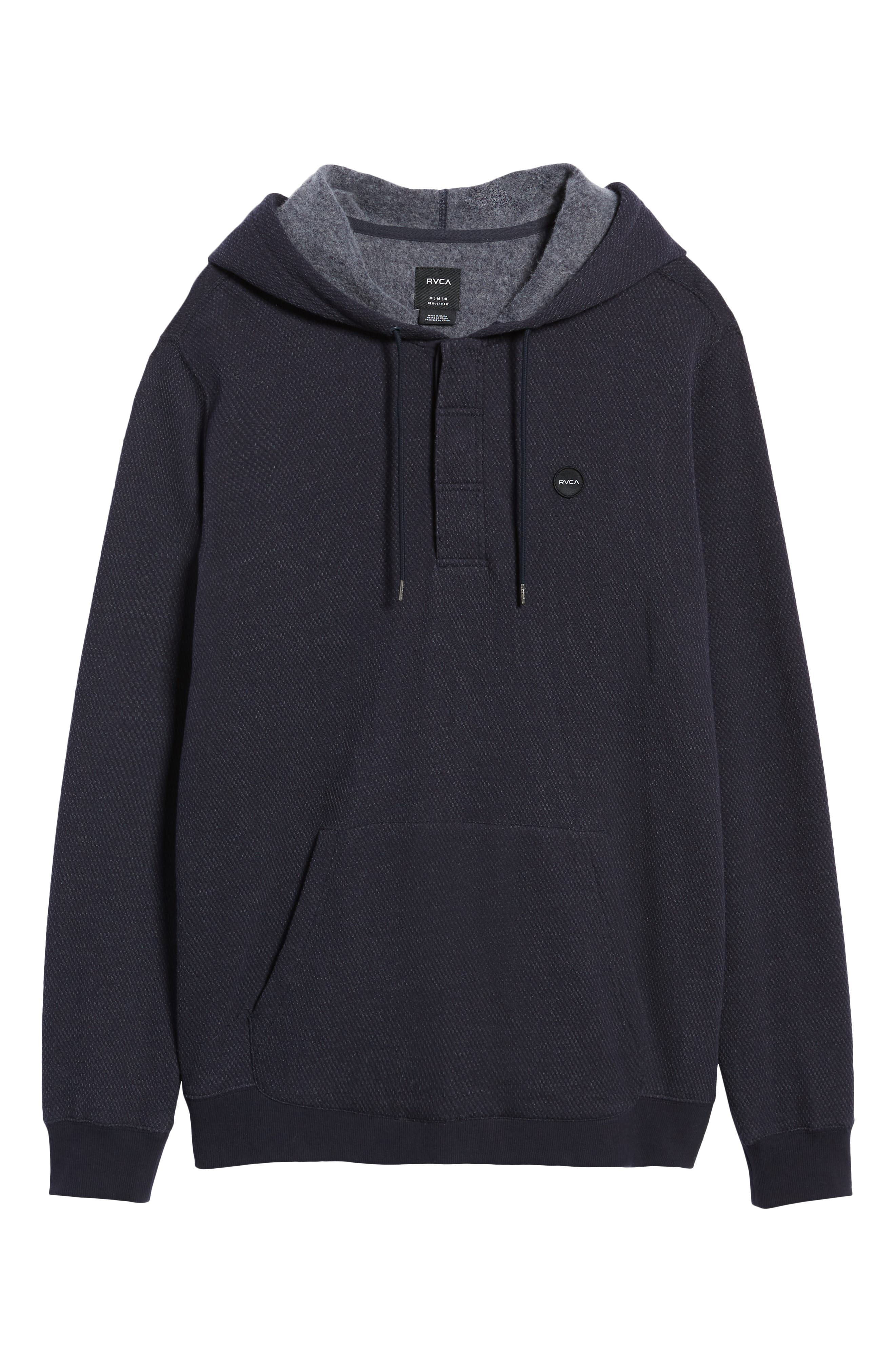 Lupo Pullover Hoodie,                             Alternate thumbnail 6, color,                             NEW NAVY