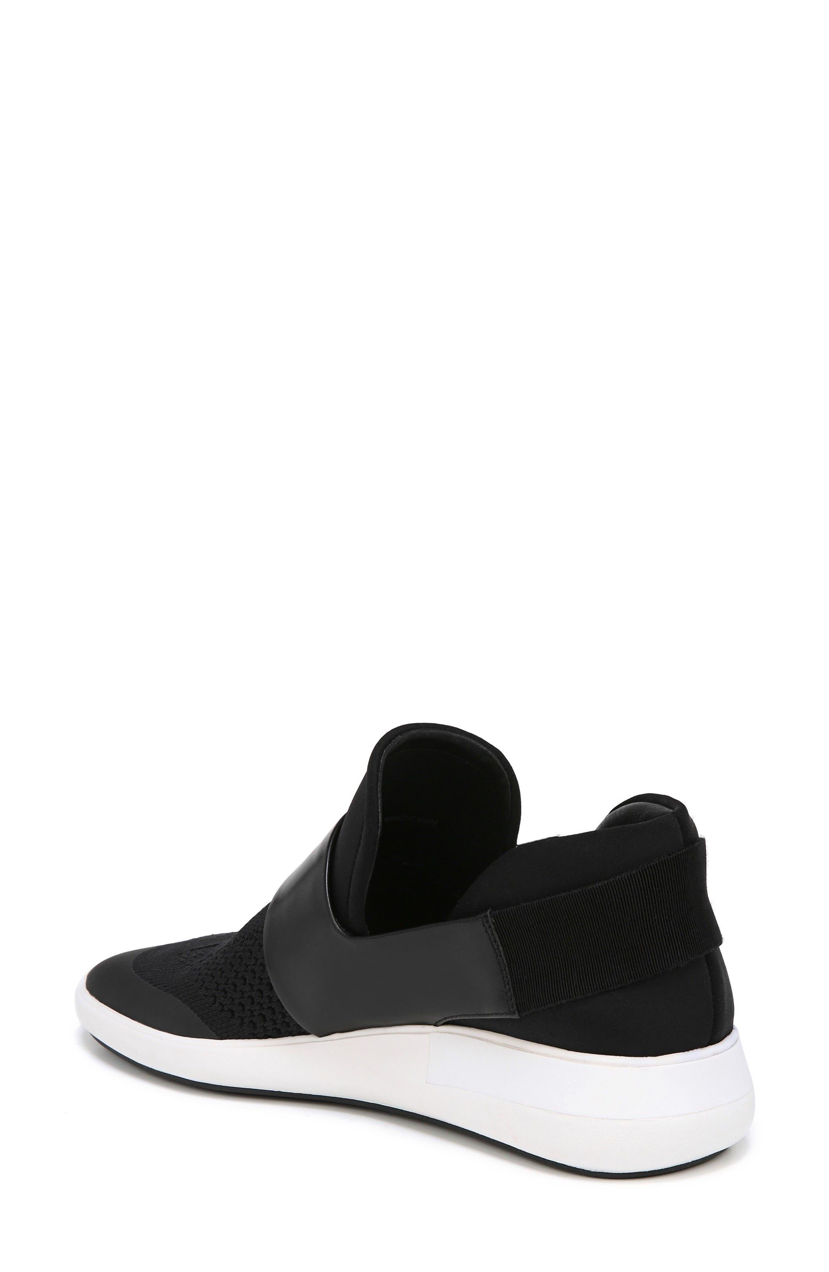 Misha Slip-On Sneaker,                             Alternate thumbnail 2, color,                             001