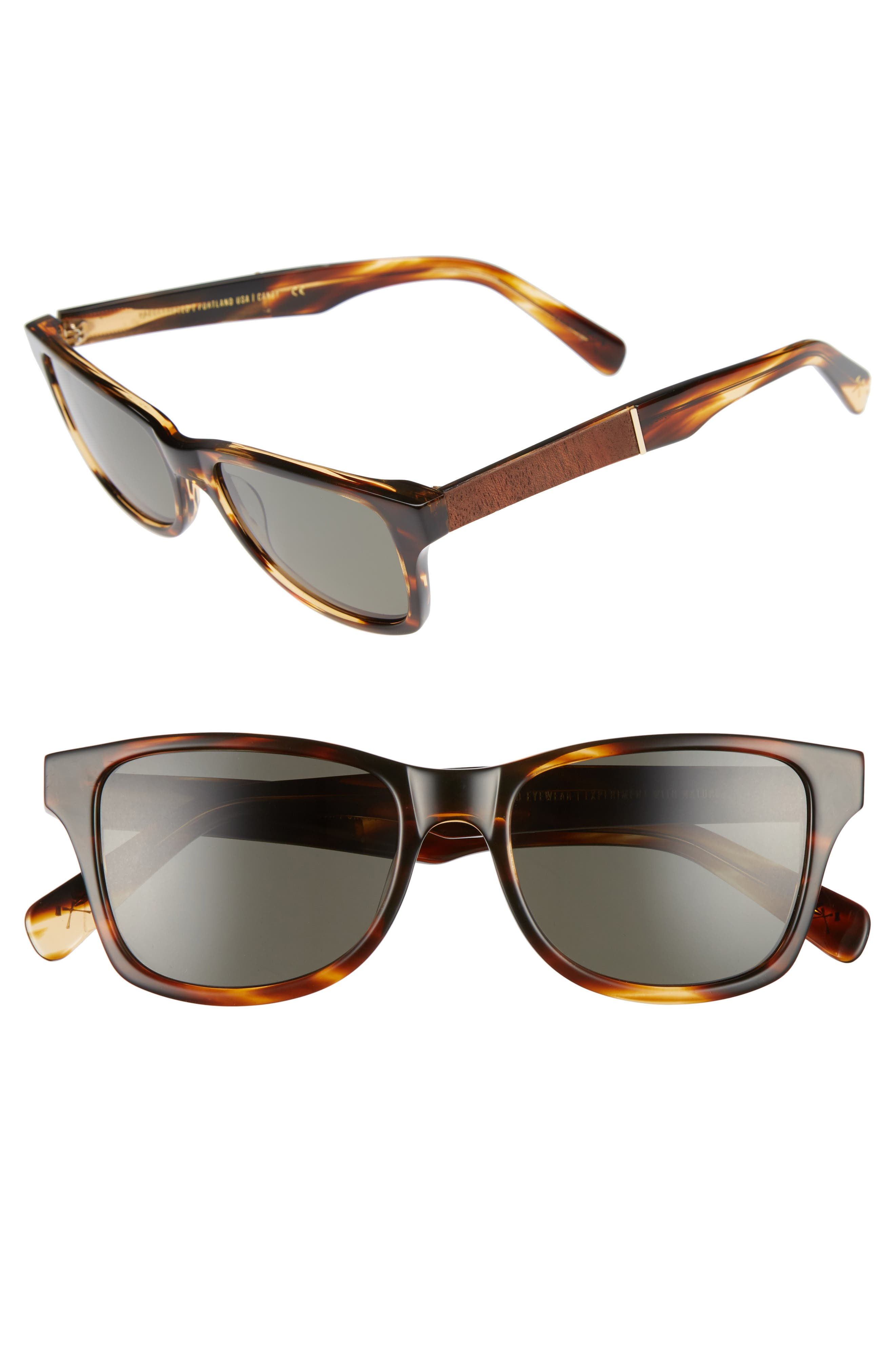 'Canby' 53mm Polarized Sunglasses,                             Main thumbnail 7, color,