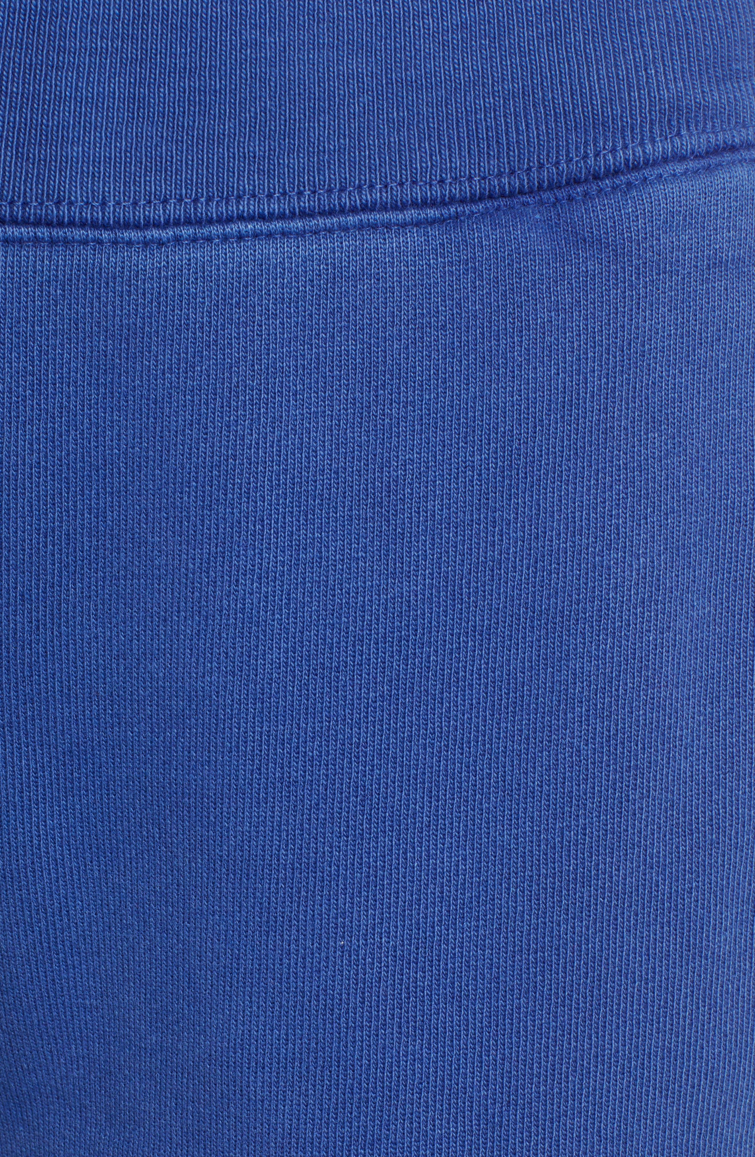 CHAMPION, Garment Dyed Jogger Pants, Alternate thumbnail 6, color, 400