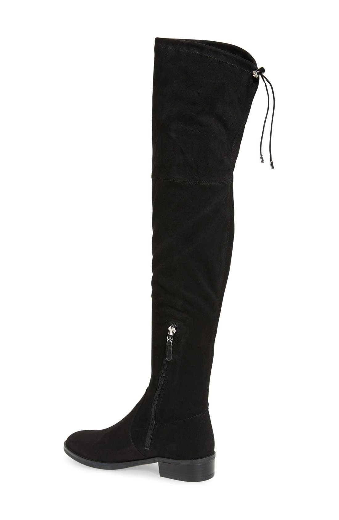 Paloma Over the Knee Boot,                             Alternate thumbnail 8, color,