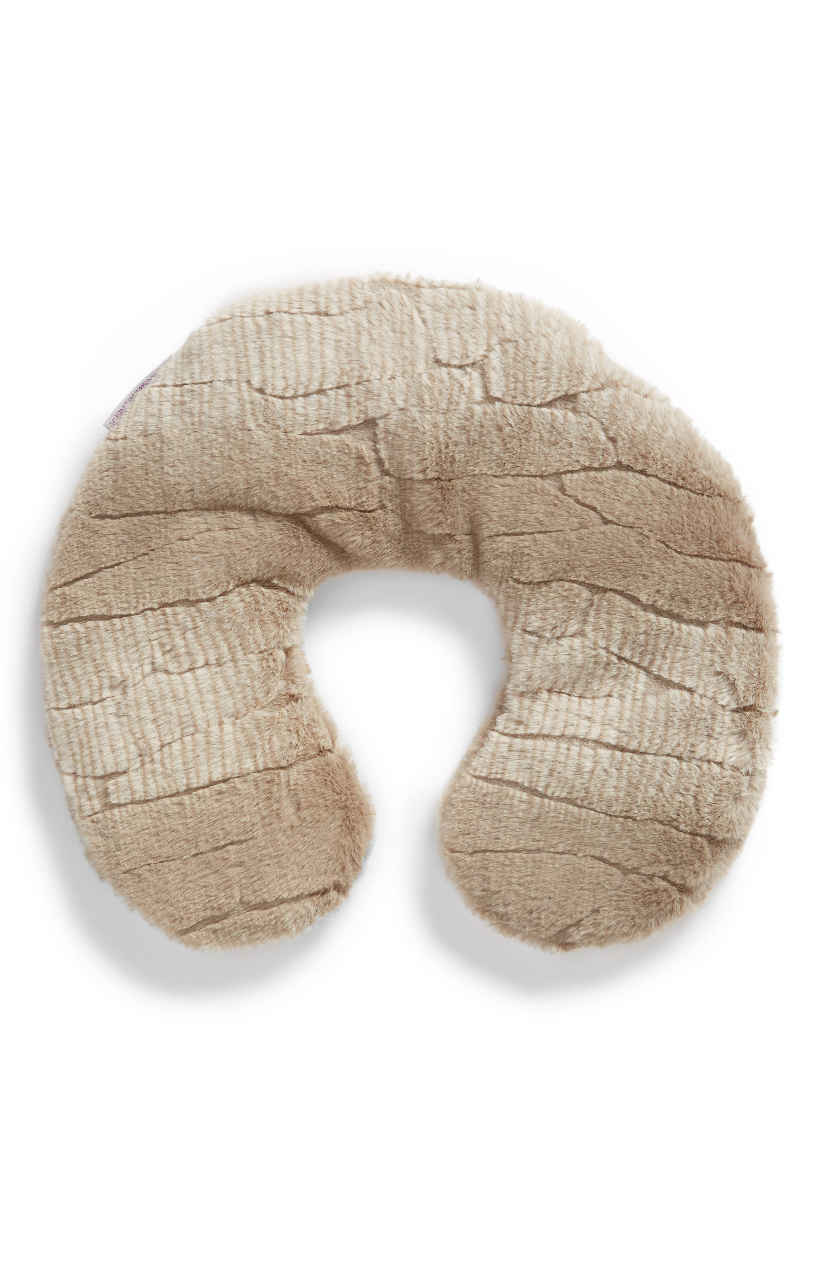 Fawn Neck Pillow,                         Main,                         color, 000