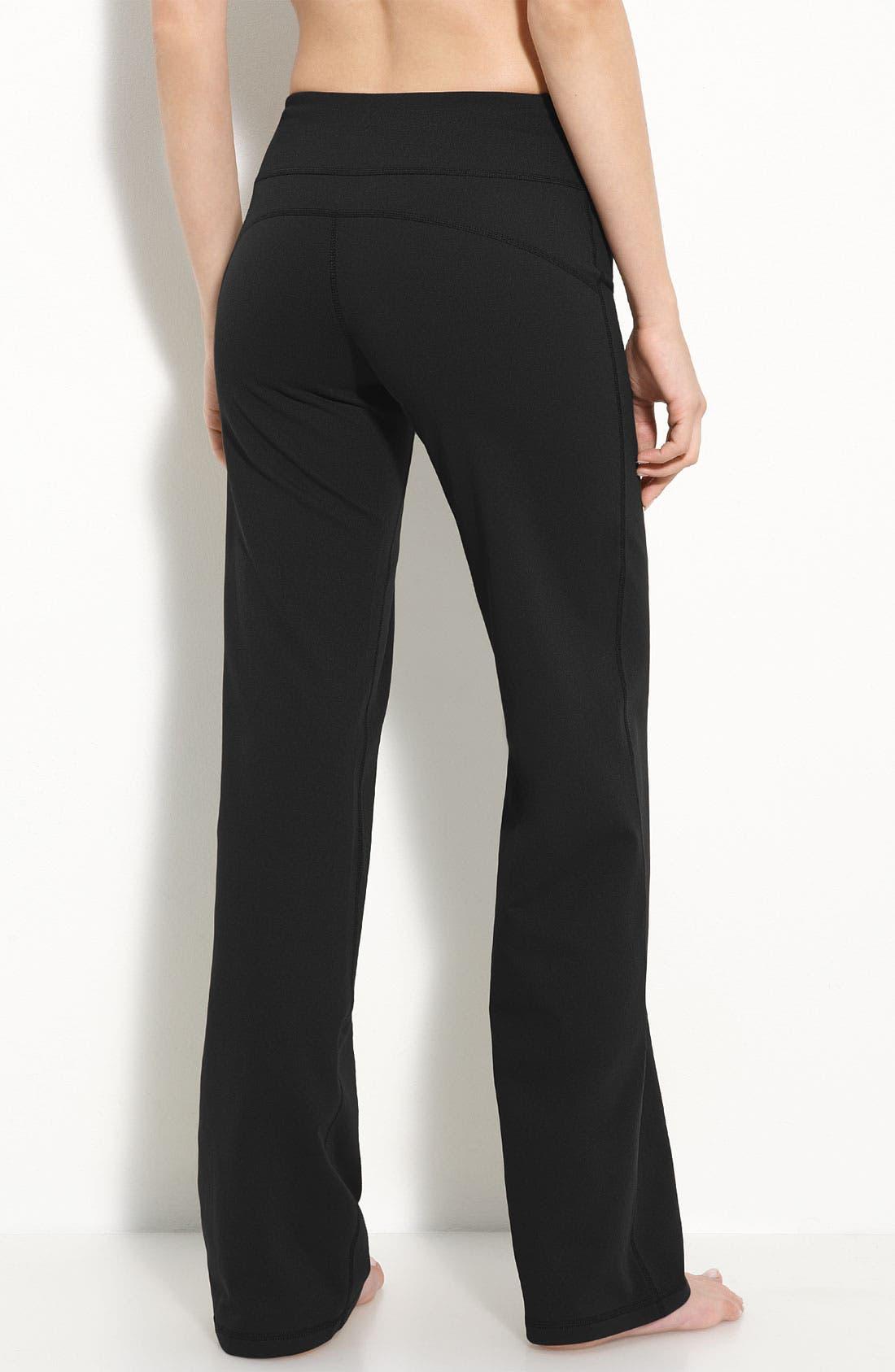 'Balance' Wide Leg Pants, Main, color, 001