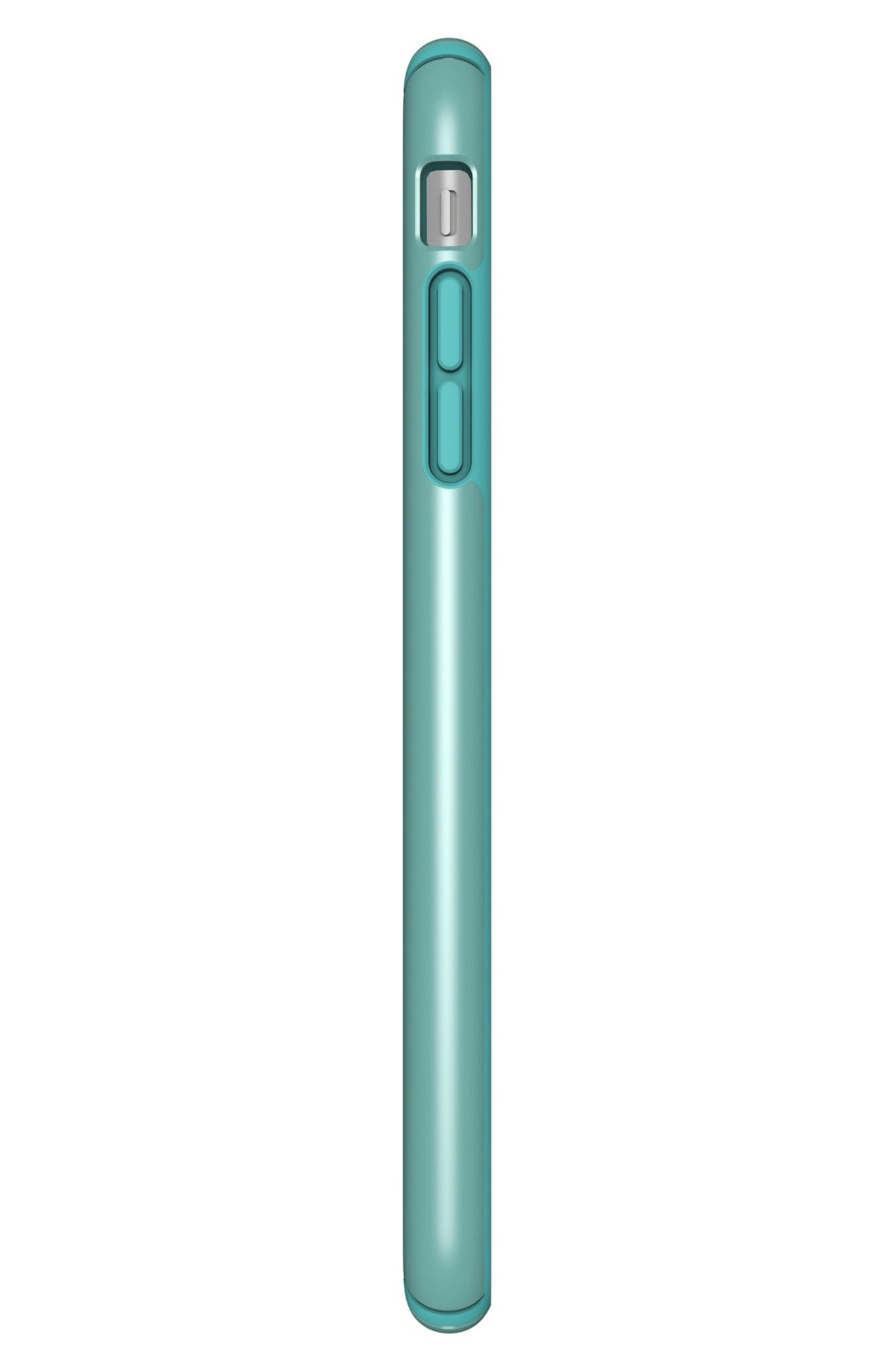 iPhone 6/6s/7/8 Plus Case,                             Alternate thumbnail 2, color,                             PEPPERMINT GREEN/ TEAL