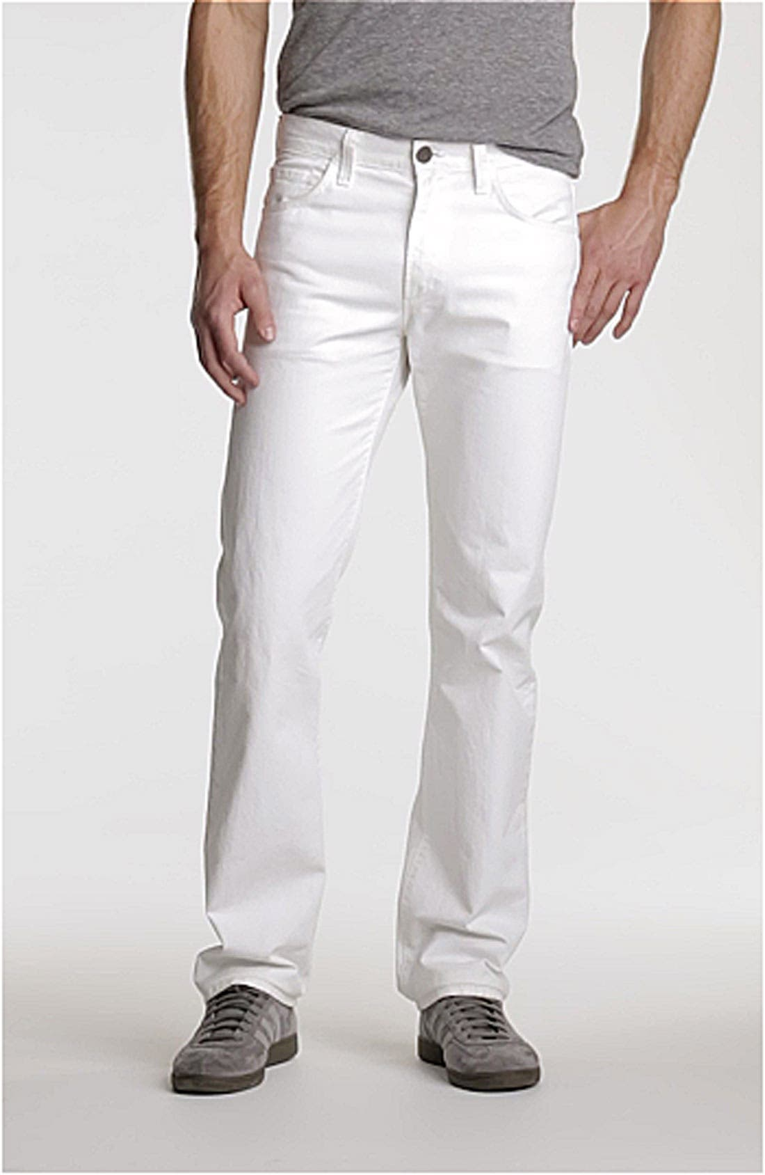 CITIZENS OF HUMANITY,                             'Sid' Classic Straight Leg Jeans,                             Main thumbnail 1, color,                             149