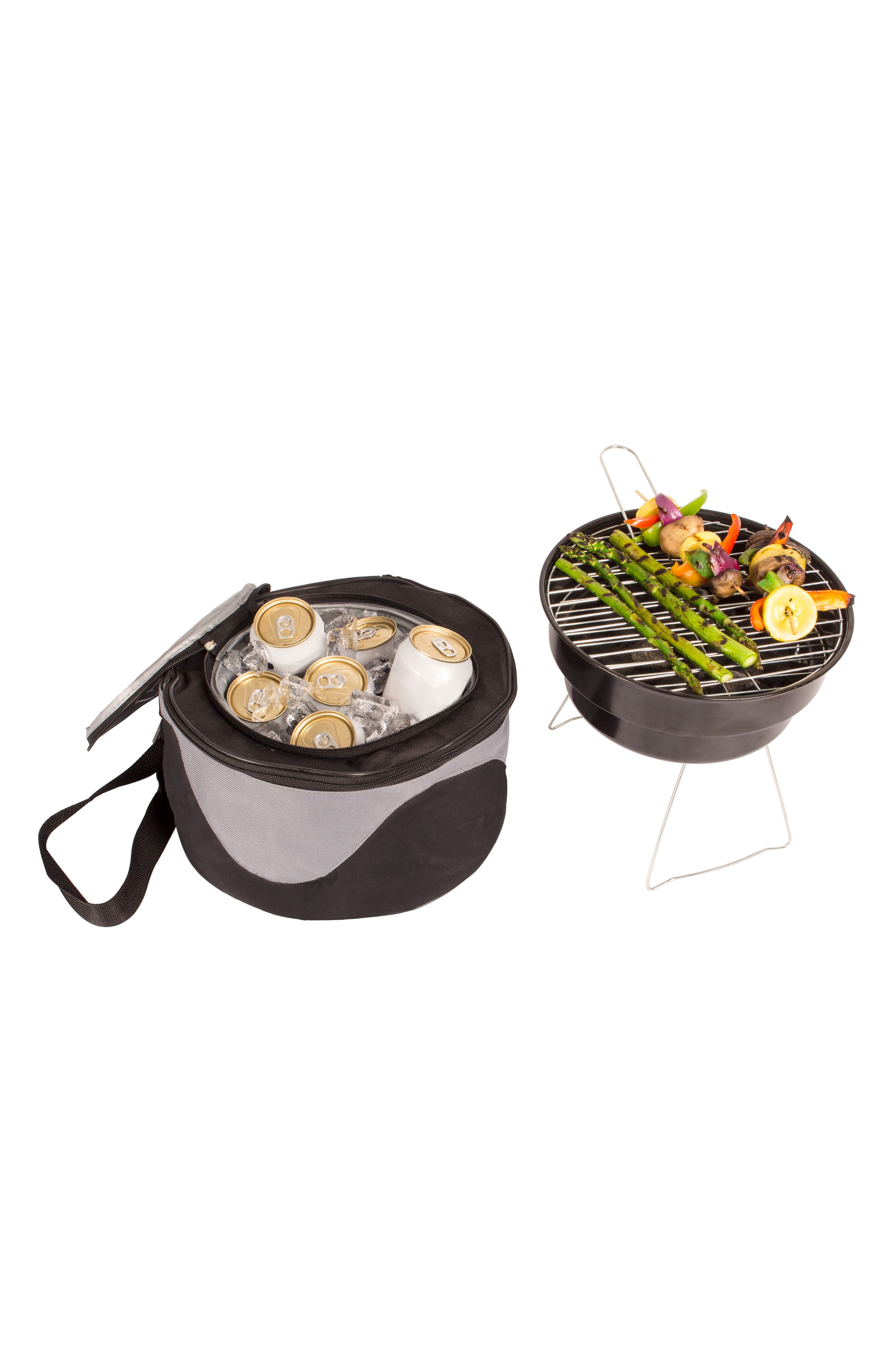 Monogram Cooler with Portable Grill,                             Alternate thumbnail 55, color,