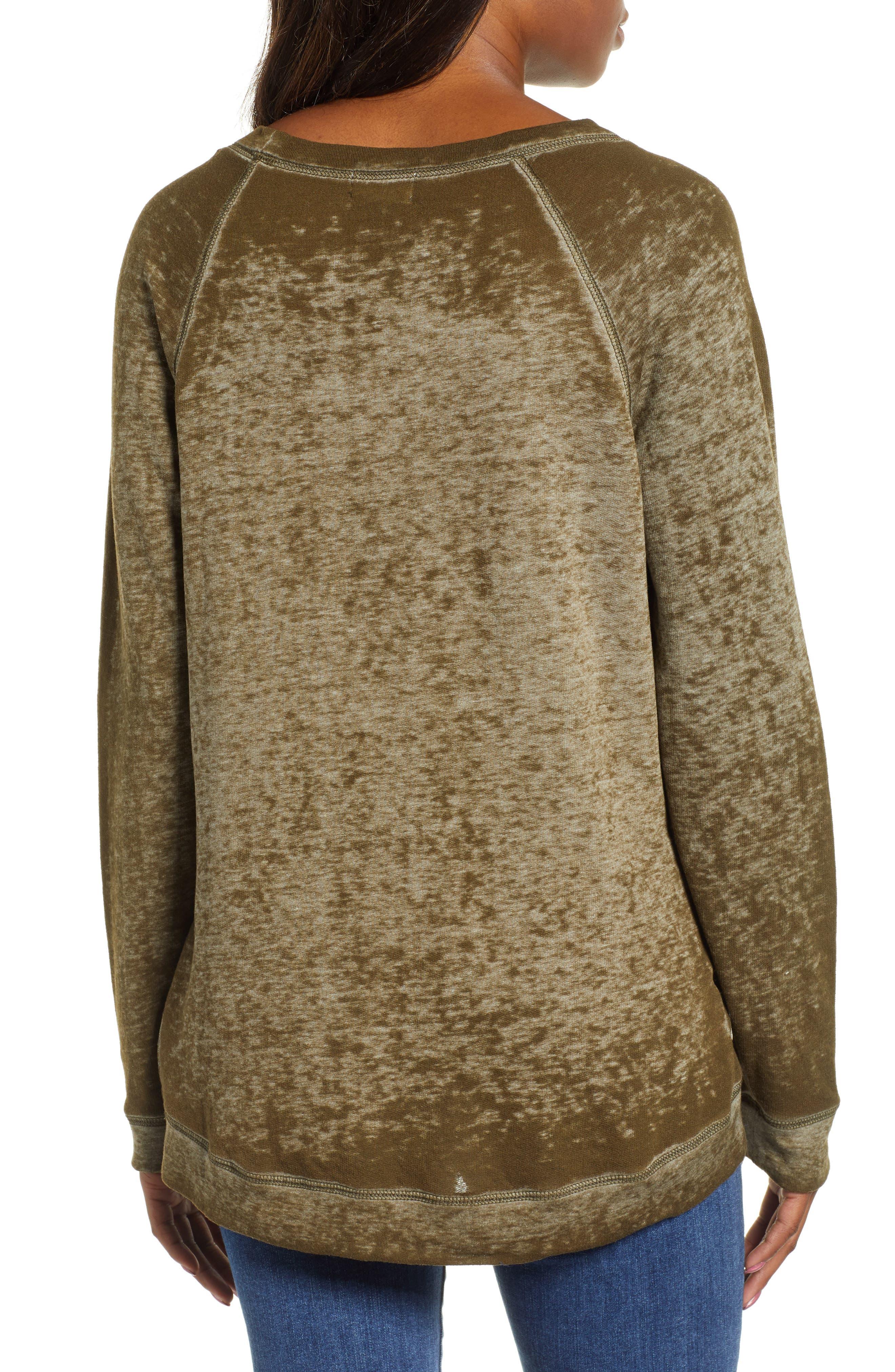 Burnout Sweatshirt,                             Alternate thumbnail 24, color,