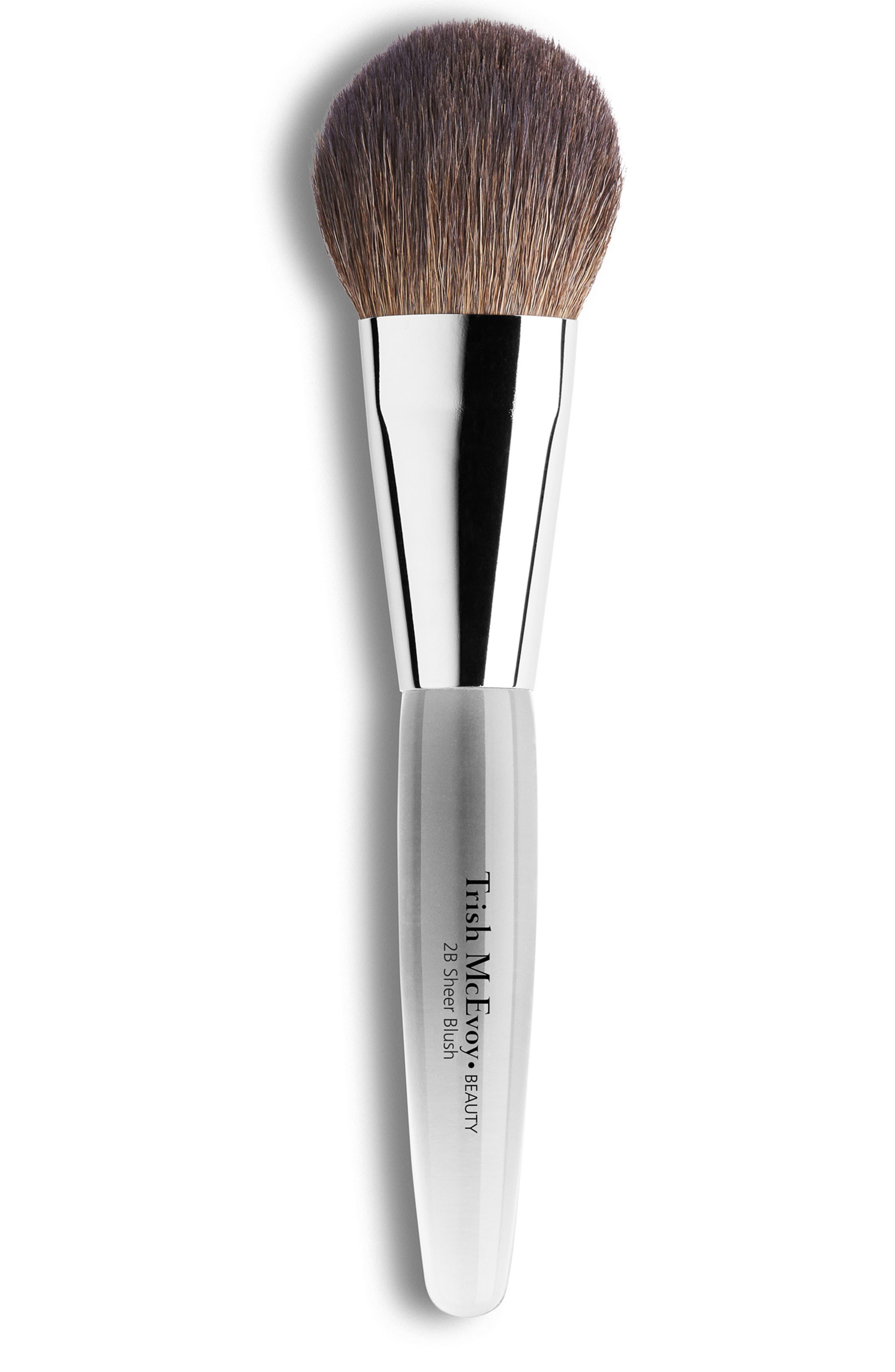 Sheer Blush Brush #2B,                         Main,                         color, 001