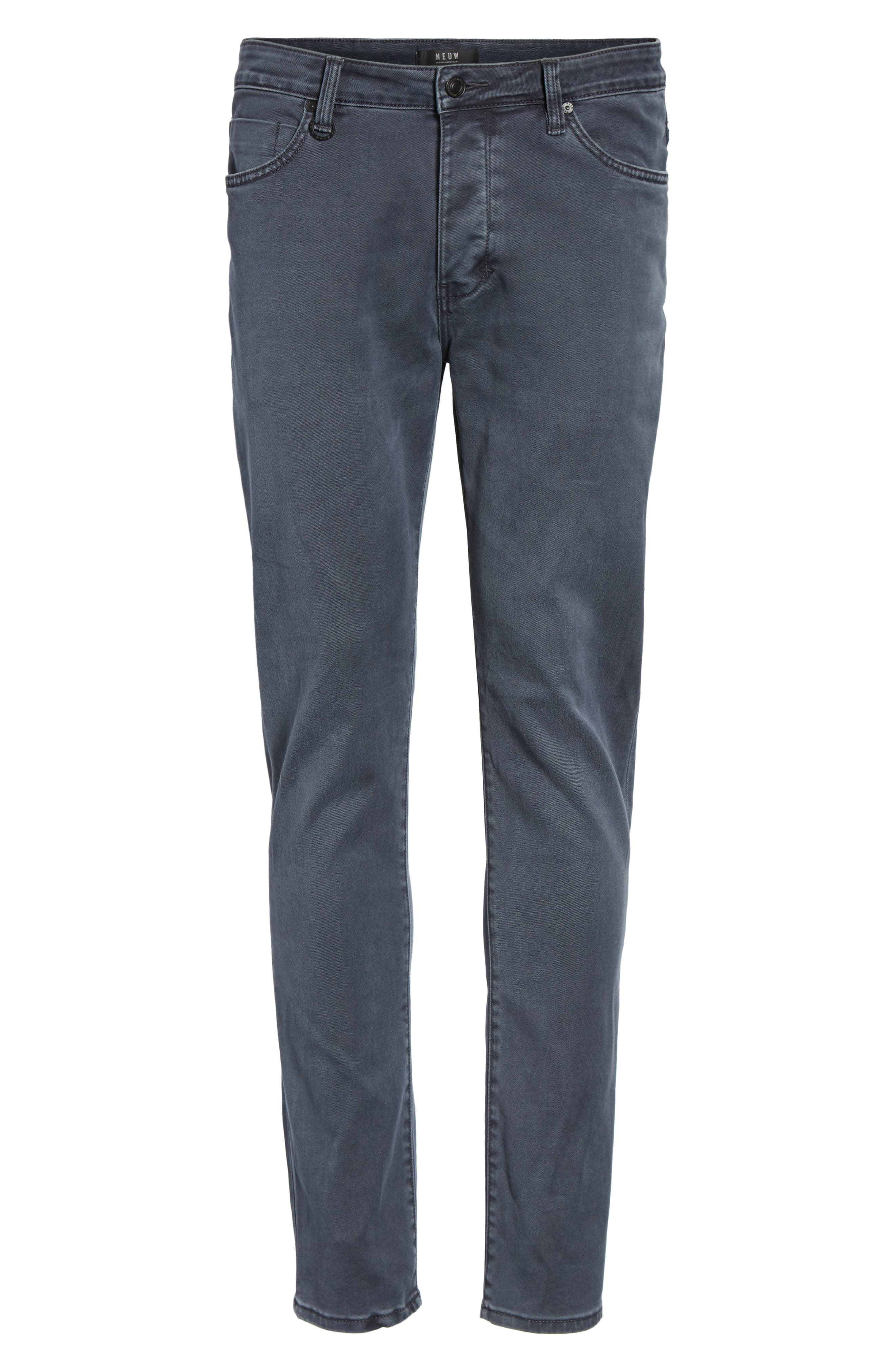 Lou Slim Fit Jeans,                             Alternate thumbnail 6, color,                             LIBERTE