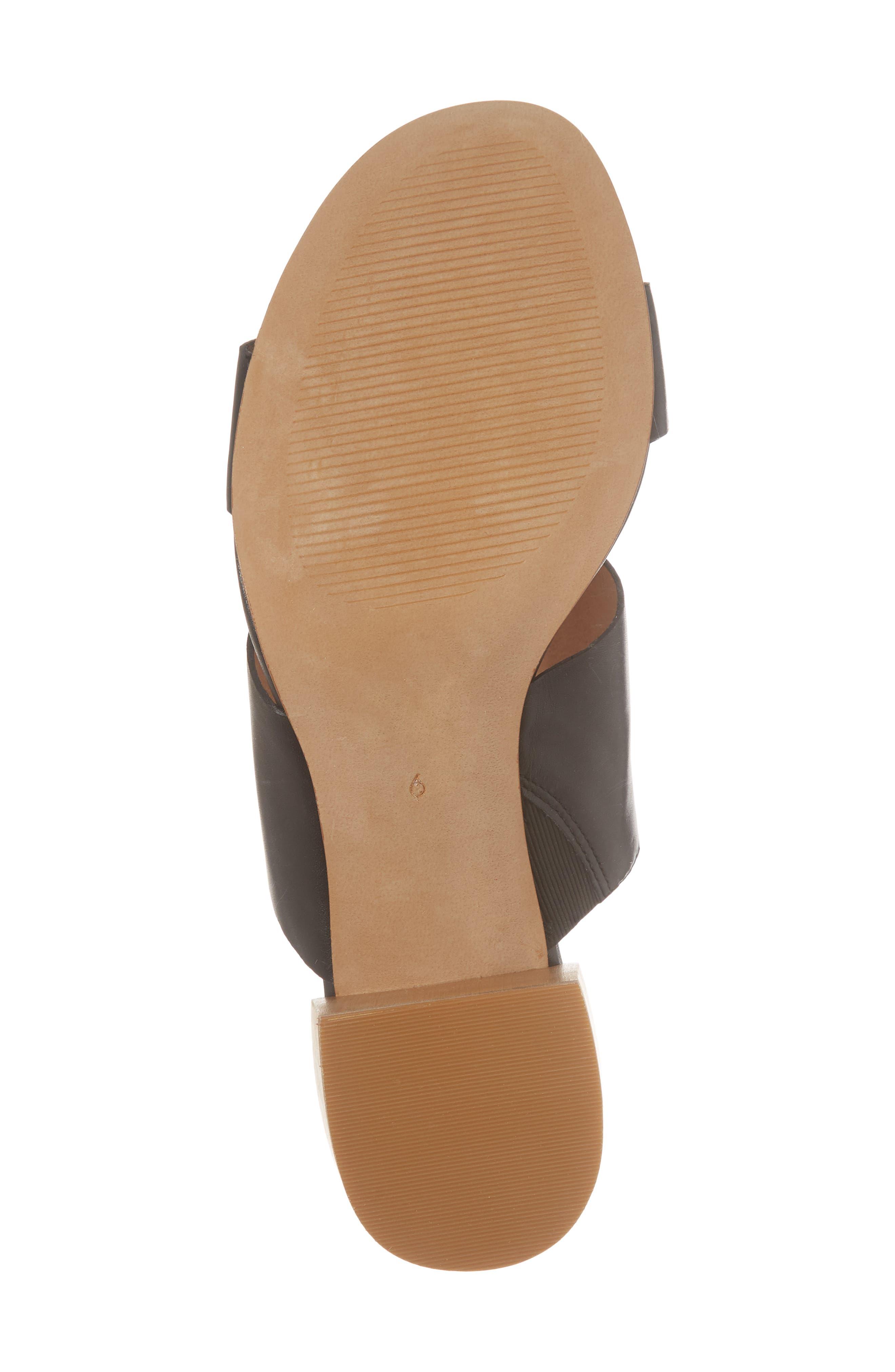 Kiera Block Heel Slide,                             Alternate thumbnail 11, color,