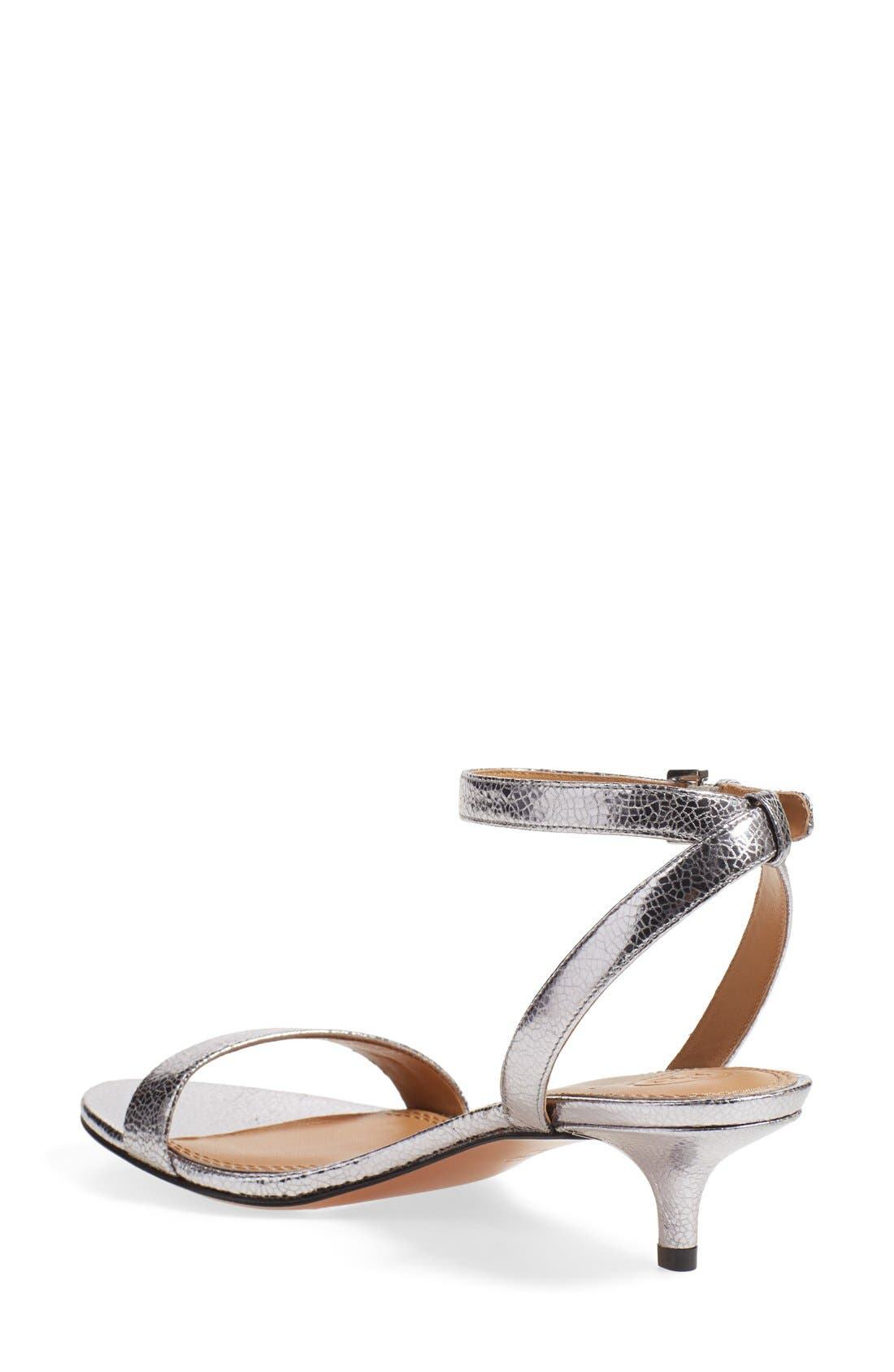 'Elana' Ankle Strap Sandal,                             Alternate thumbnail 2, color,                             043