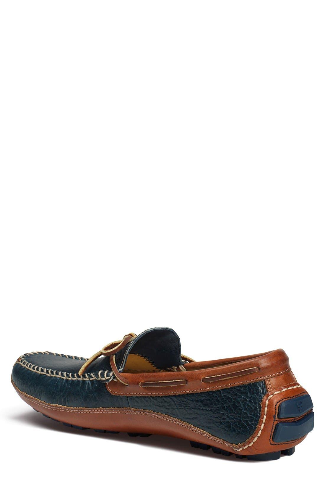 'Drake' Leather Driving Shoe,                             Alternate thumbnail 26, color,