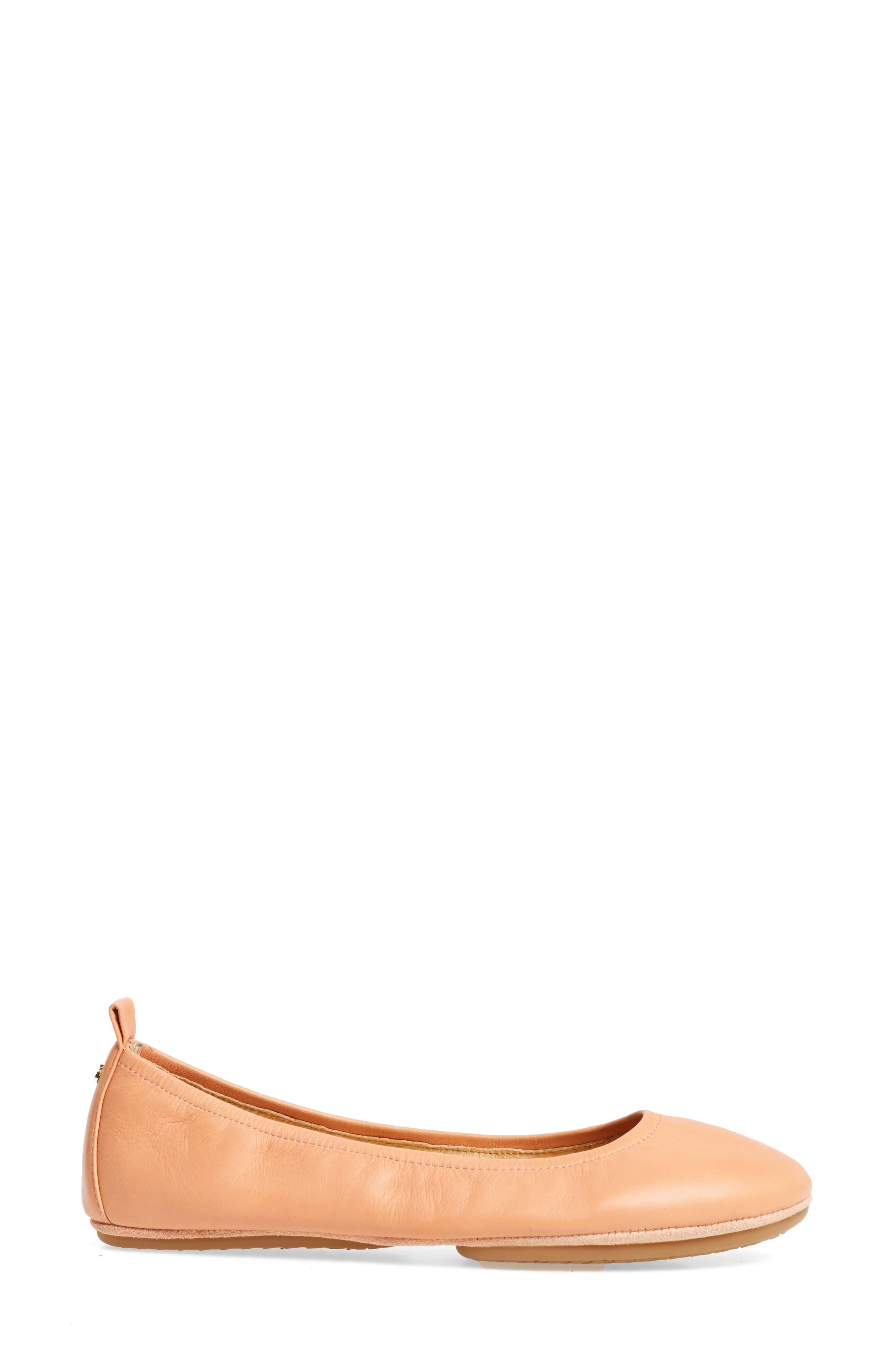 Stella Foldable Ballet Flat,                             Alternate thumbnail 9, color,