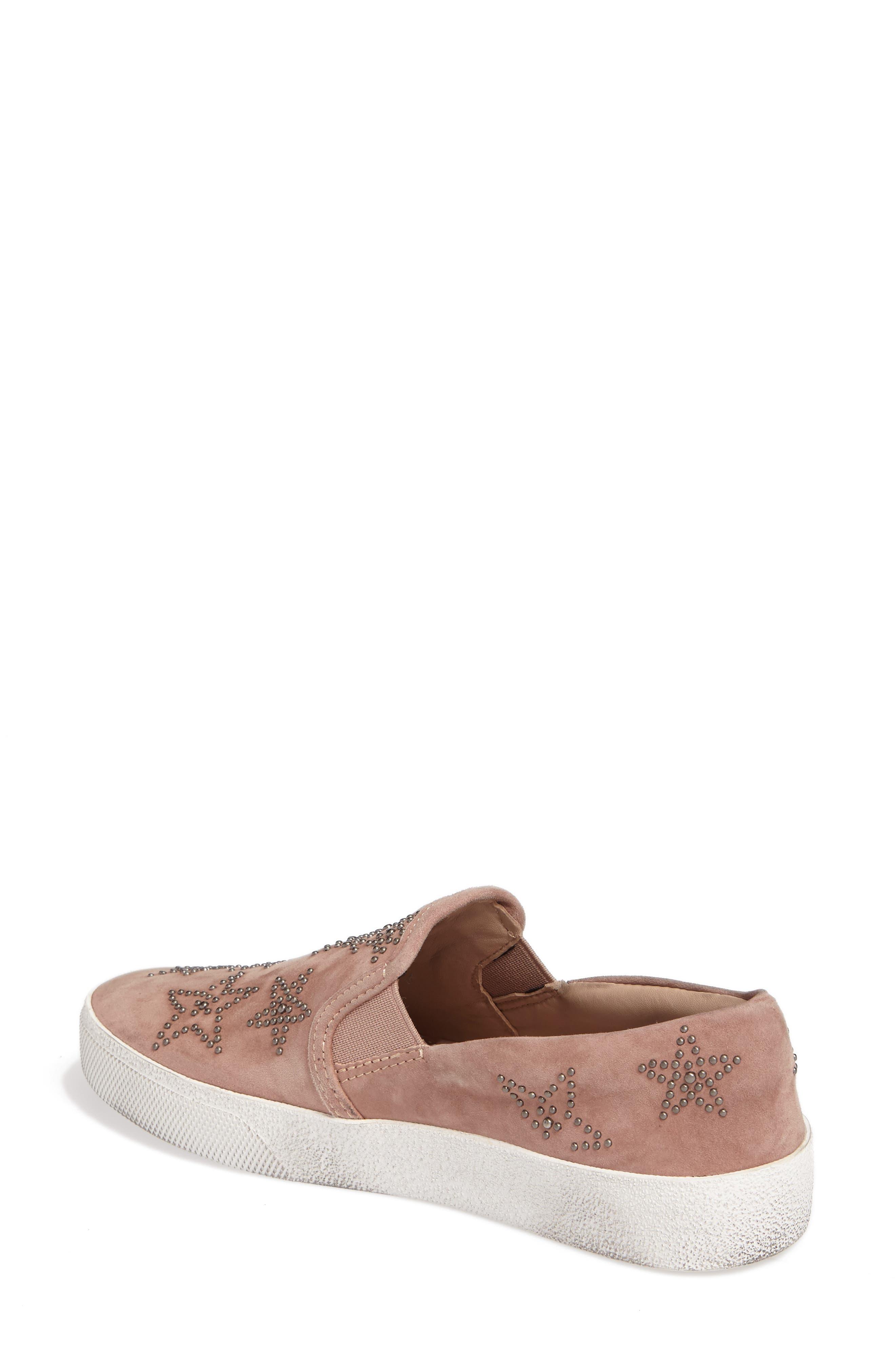 Star Slip-On Sneaker,                             Alternate thumbnail 9, color,