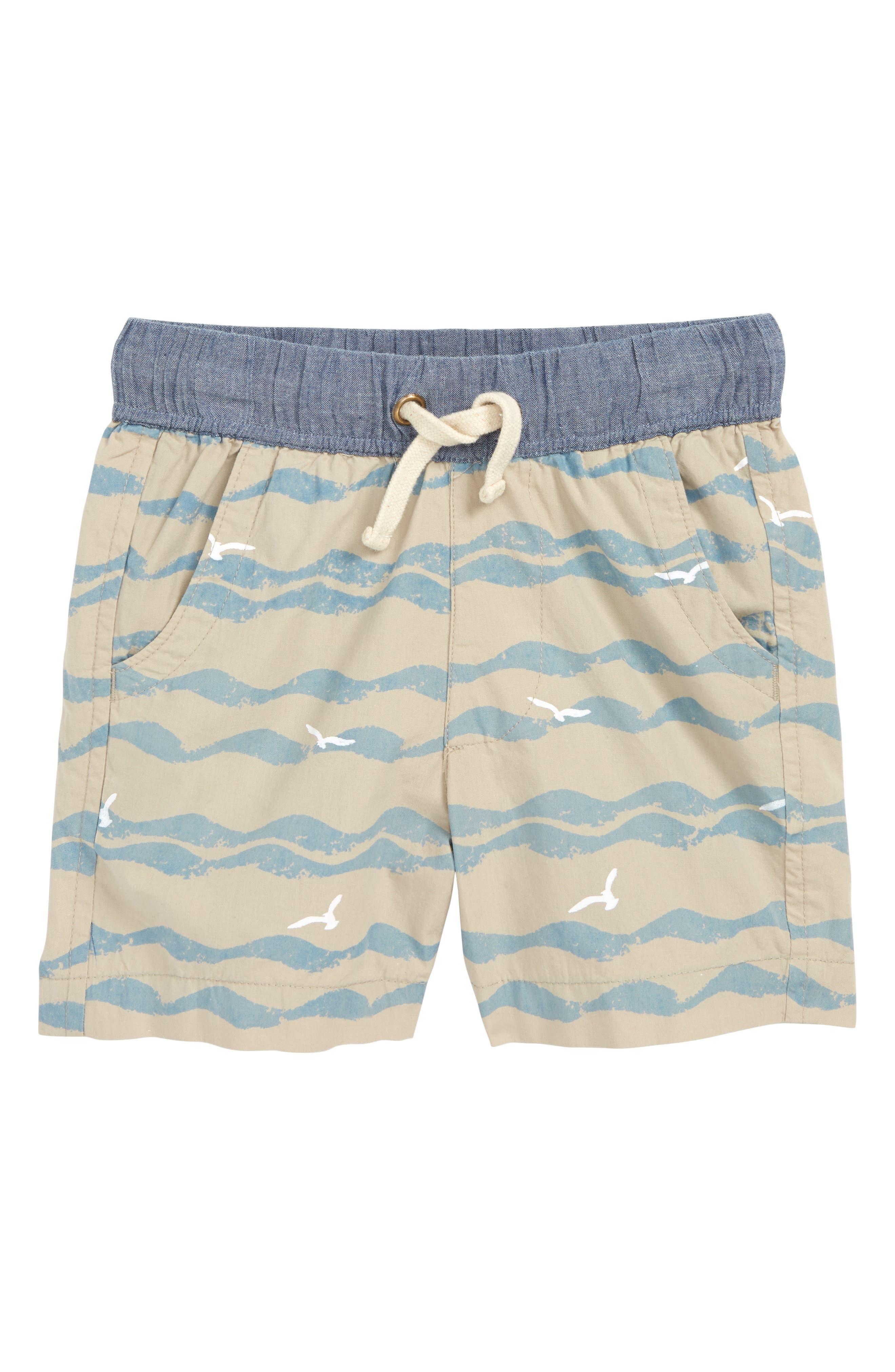 Seaside Shorts,                             Main thumbnail 1, color,                             GREY