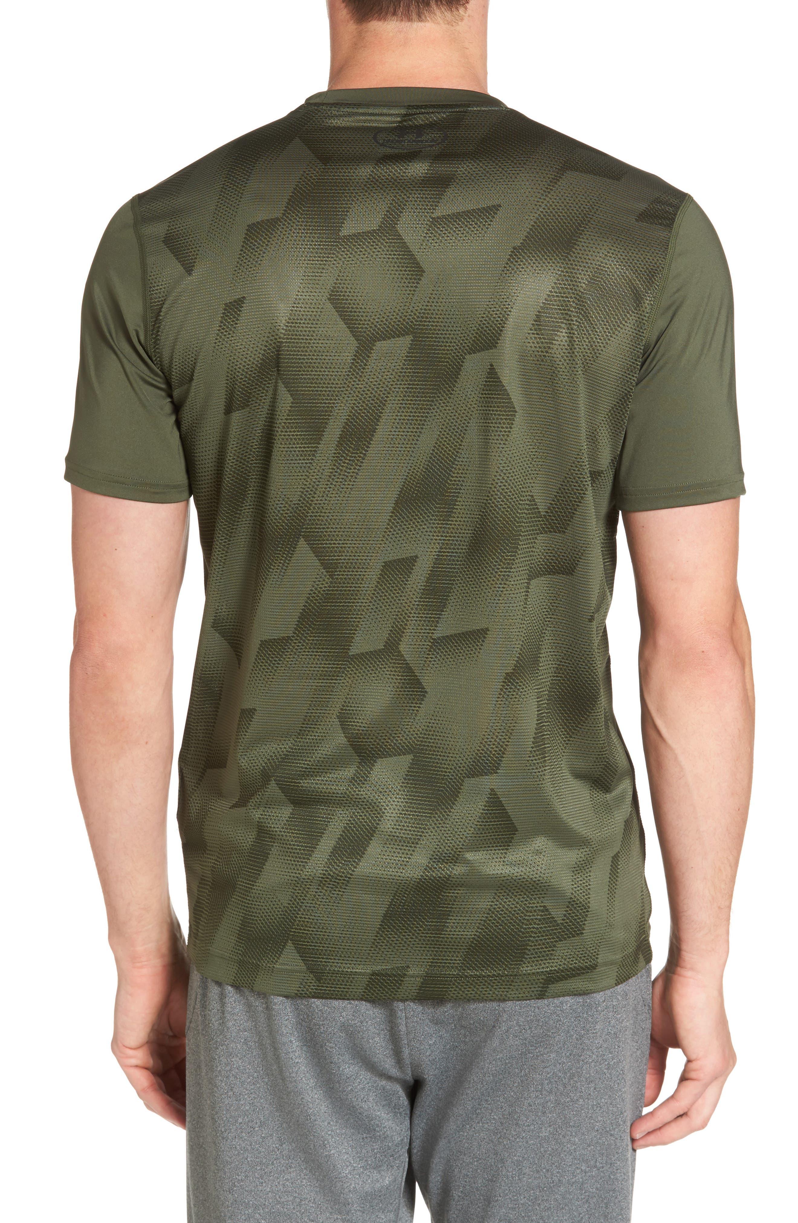 'Raid' HeatGear<sup>®</sup> Training T-Shirt,                             Alternate thumbnail 38, color,
