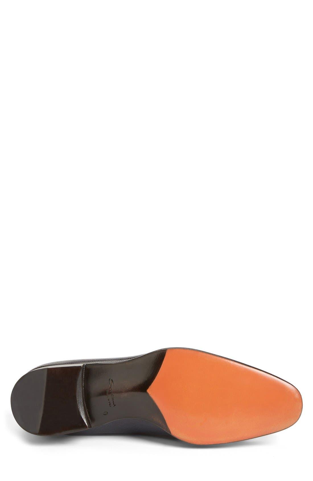 'Chelsey' Plain Toe Oxford,                             Alternate thumbnail 2, color,                             410