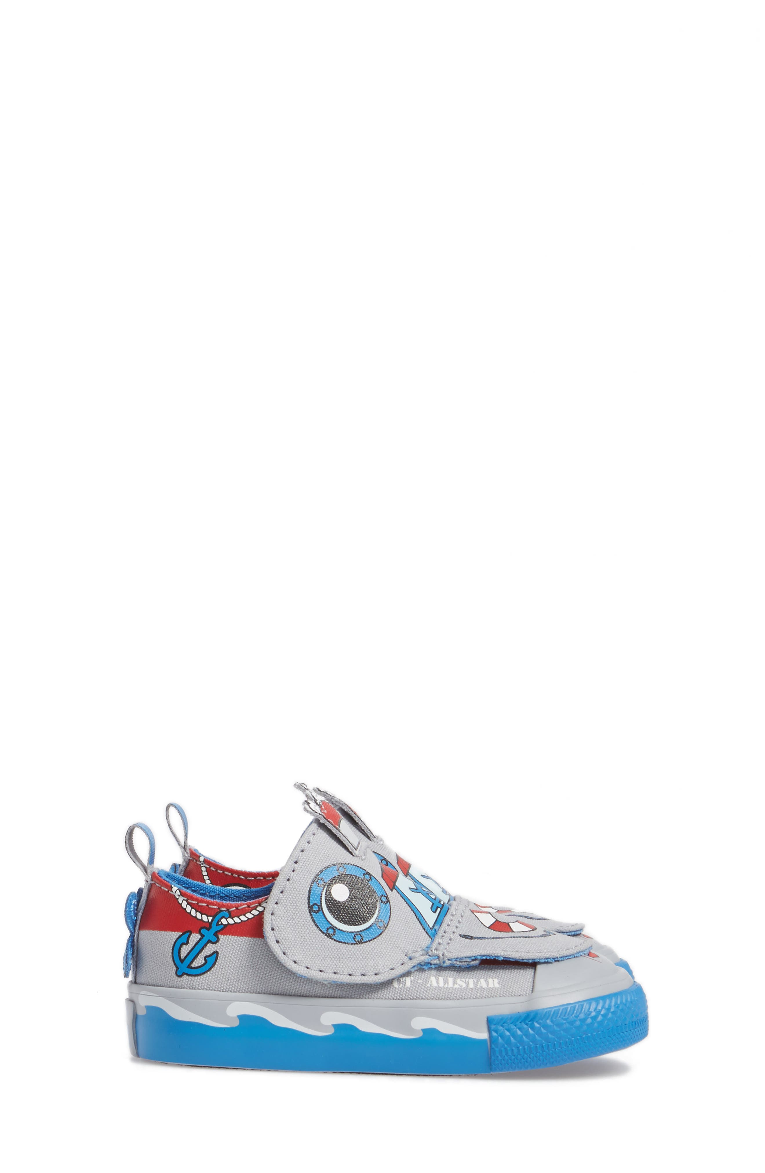 Chuck Taylor<sup>®</sup> All Star<sup>®</sup> Creatures Slip-On Sneaker,                             Alternate thumbnail 7, color,