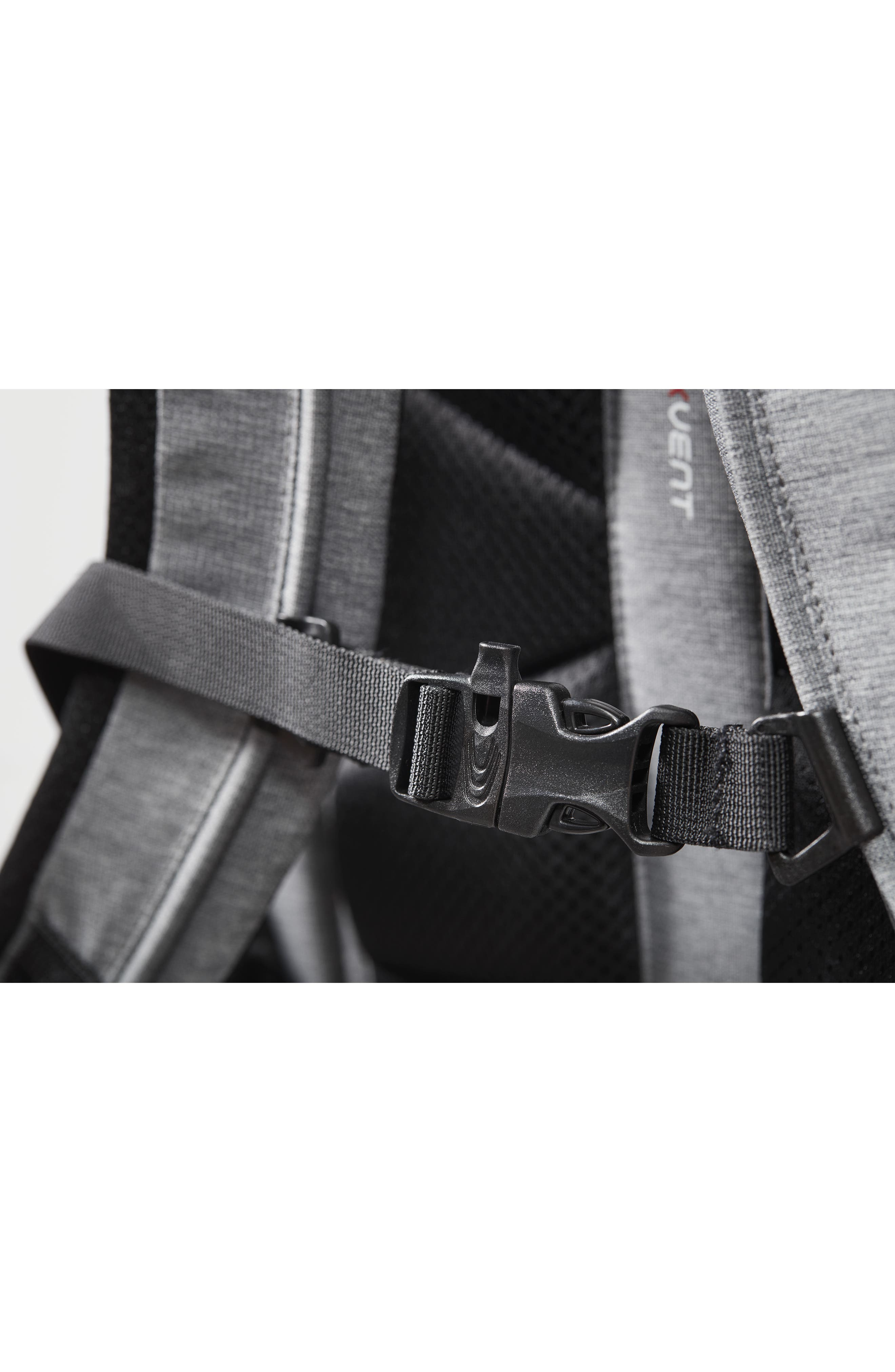Recon Backpack,                             Alternate thumbnail 9, color,                             HIGH RISE GREY HEATHER/ GREY