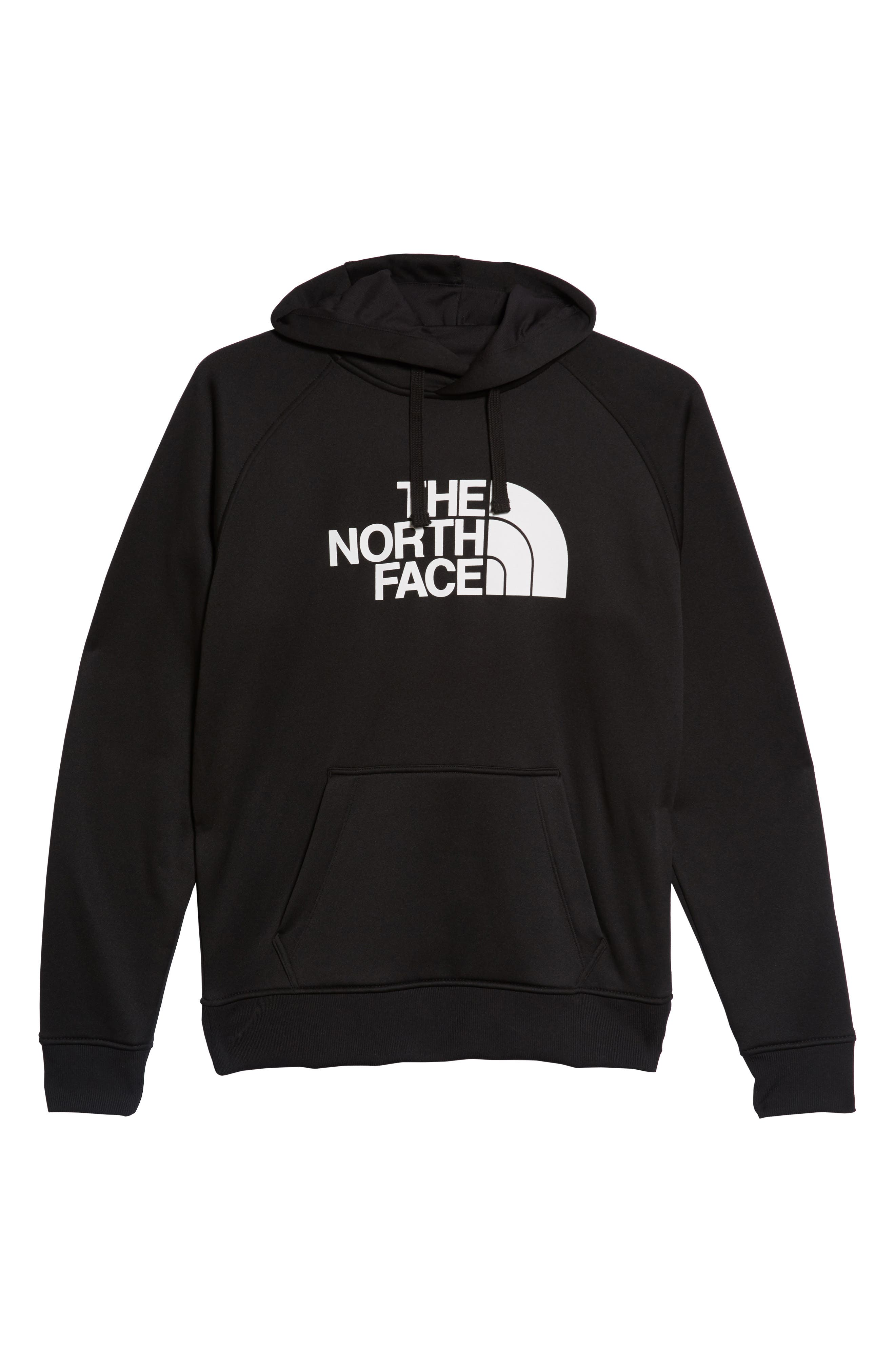 THE NORTH FACE,                             Mount Modern Hoodie,                             Alternate thumbnail 6, color,                             001