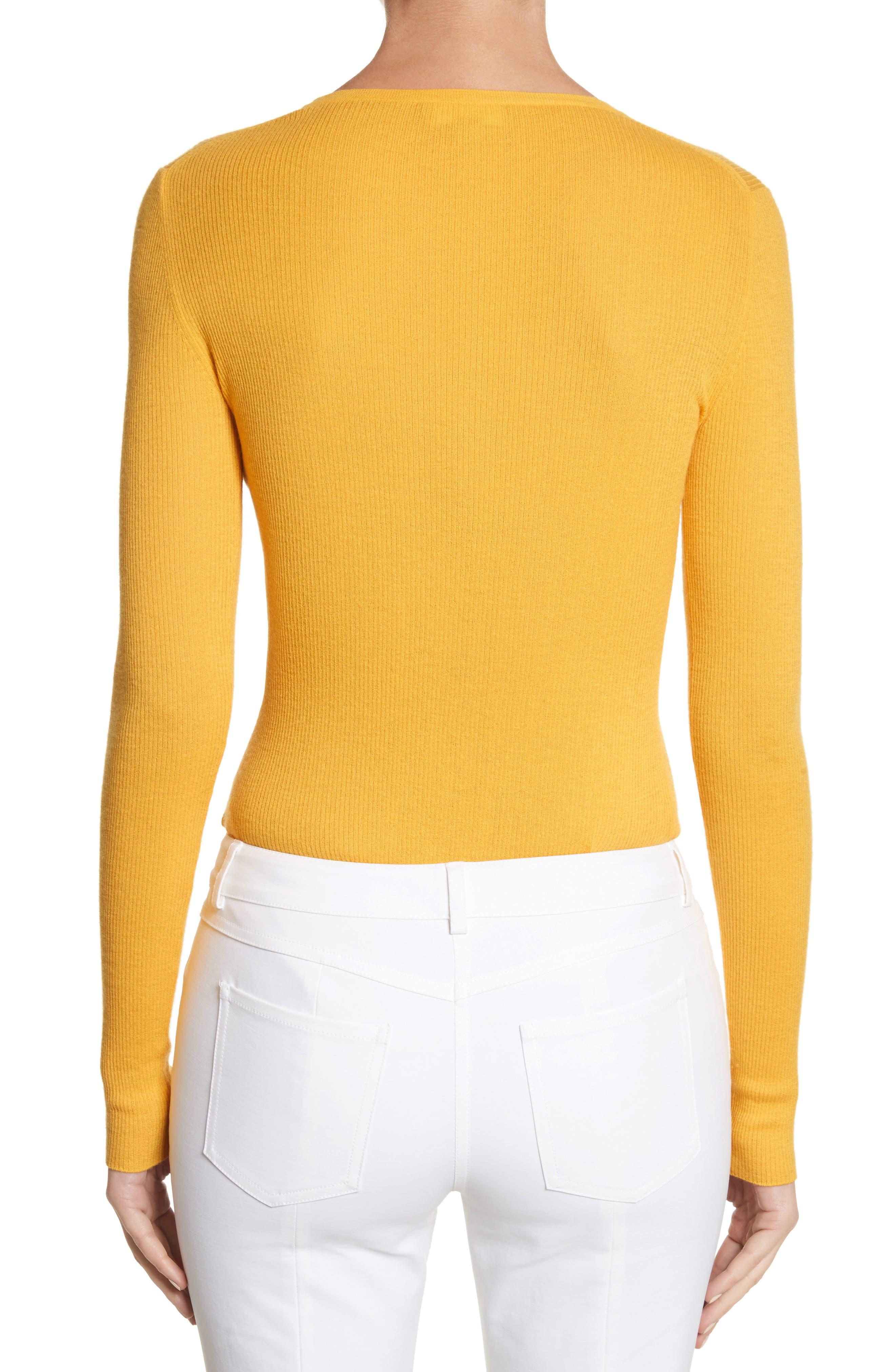 Cashmere Crewneck Sweater,                             Alternate thumbnail 2, color,                             110