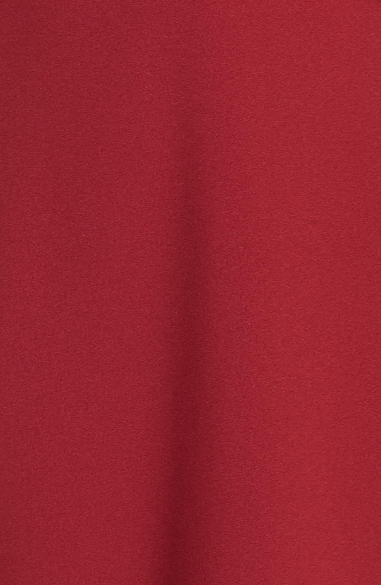 Free Spirit Popover Minidress,                             Alternate thumbnail 5, color,                             639