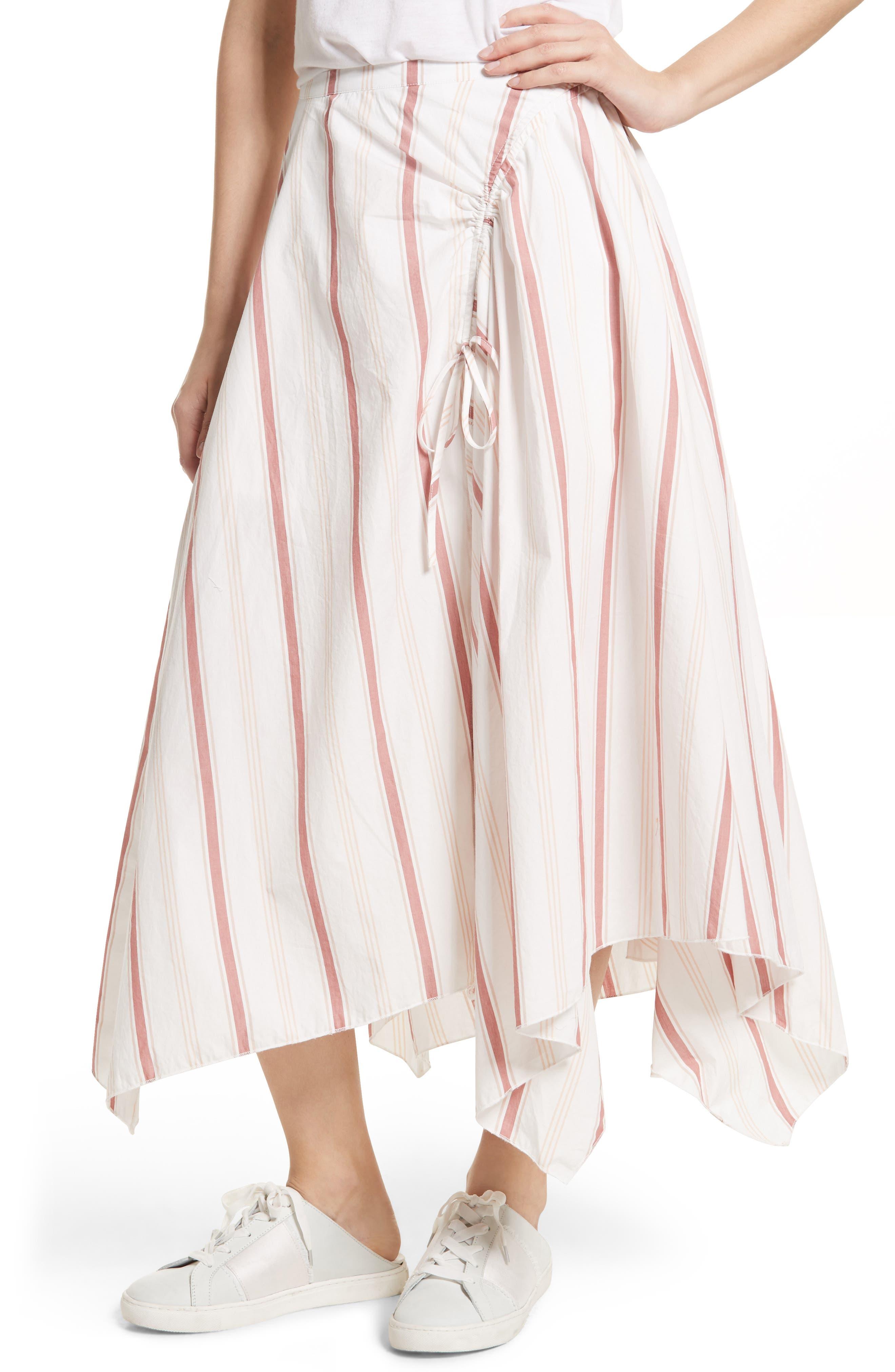 Hooked on Your Love Midi Skirt,                             Alternate thumbnail 4, color,                             903