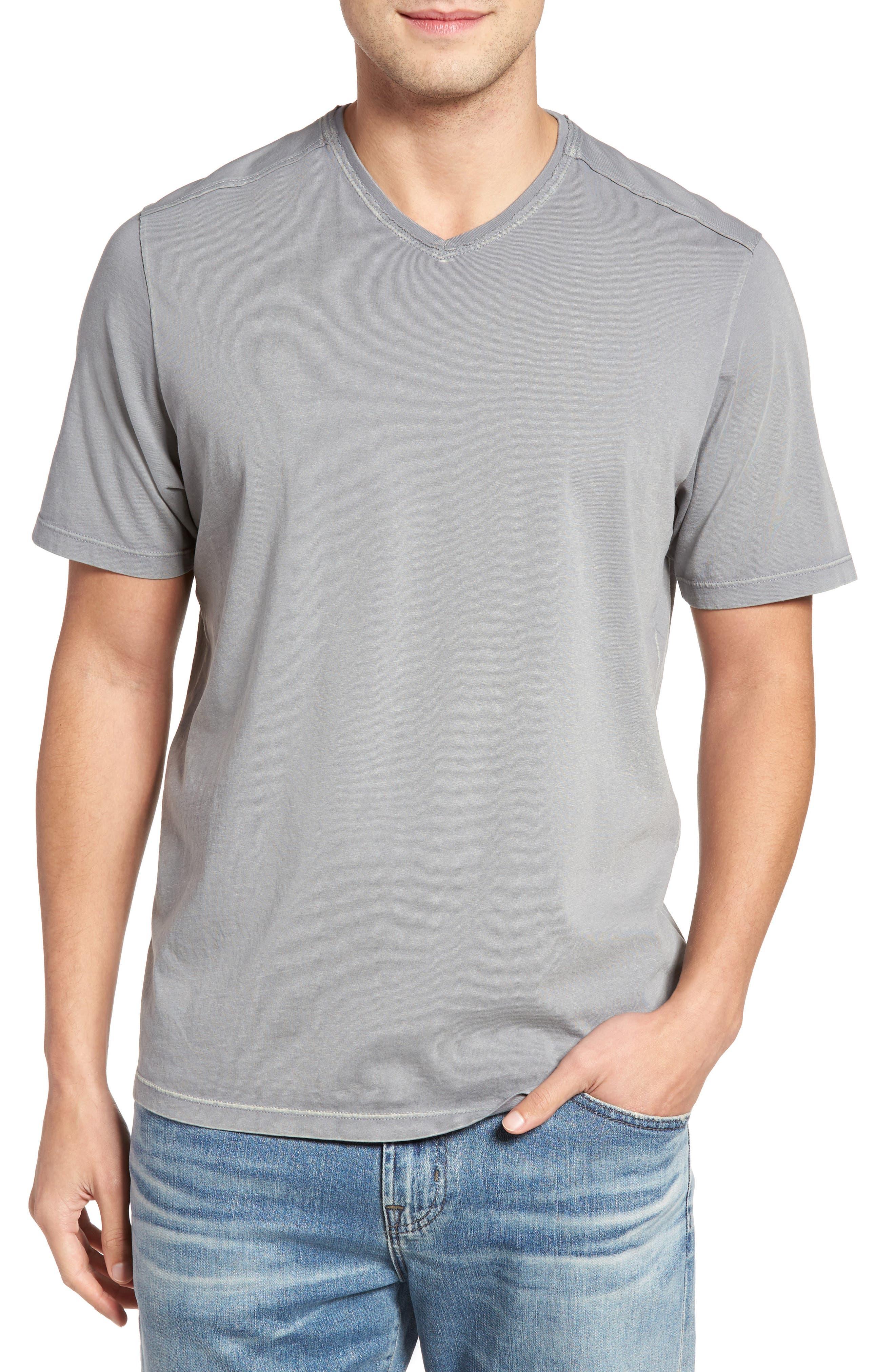 'Kahuna' V-Neck T-Shirt,                             Main thumbnail 4, color,