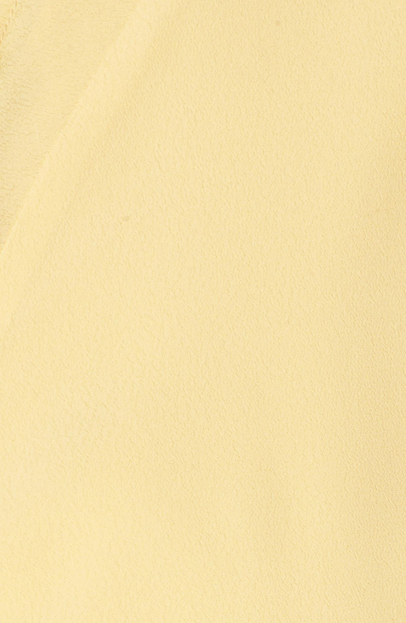 Flounce Wrap Midi Dress,                             Alternate thumbnail 21, color,