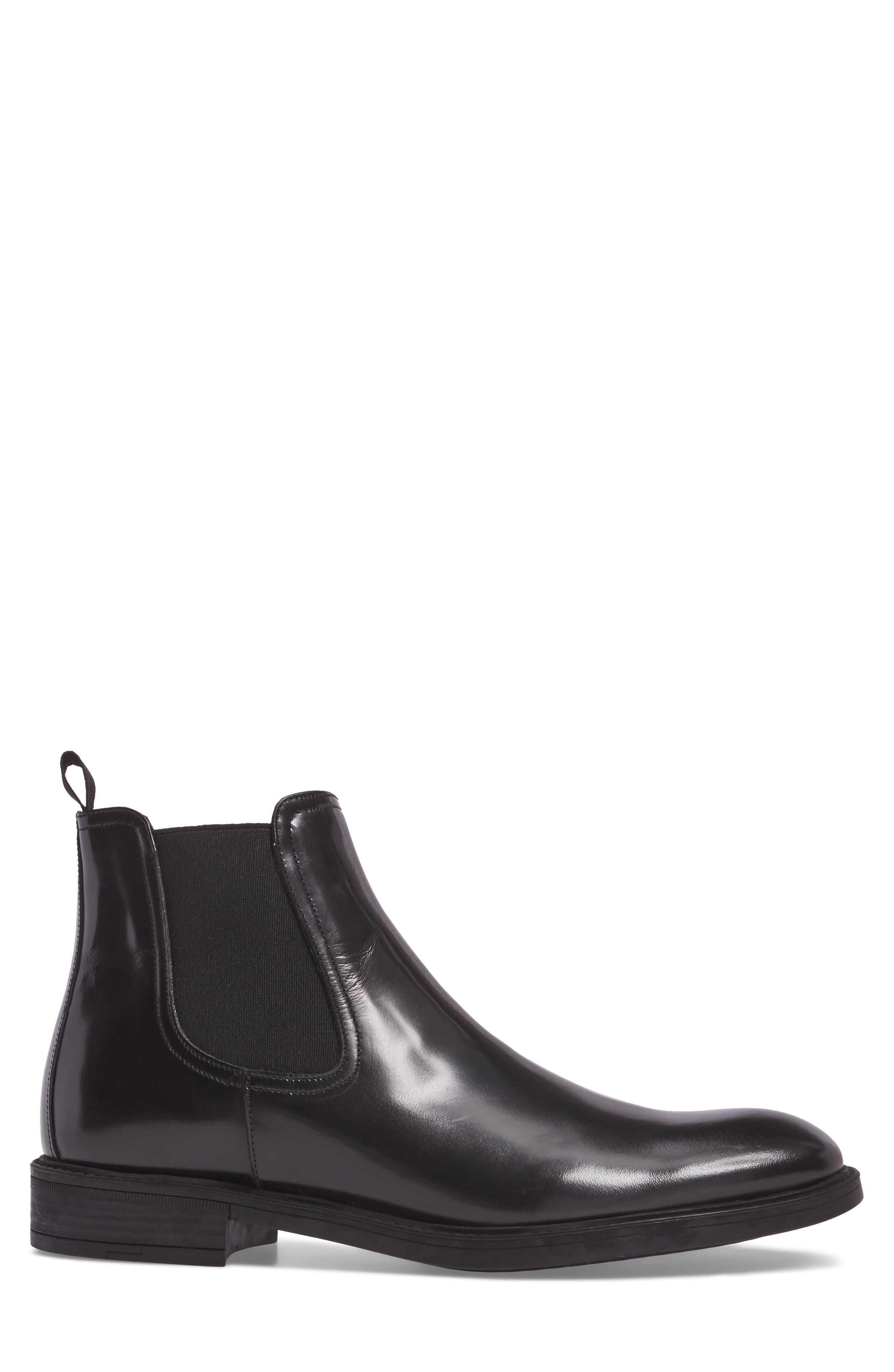 Chelsea Boot,                             Alternate thumbnail 3, color,                             001