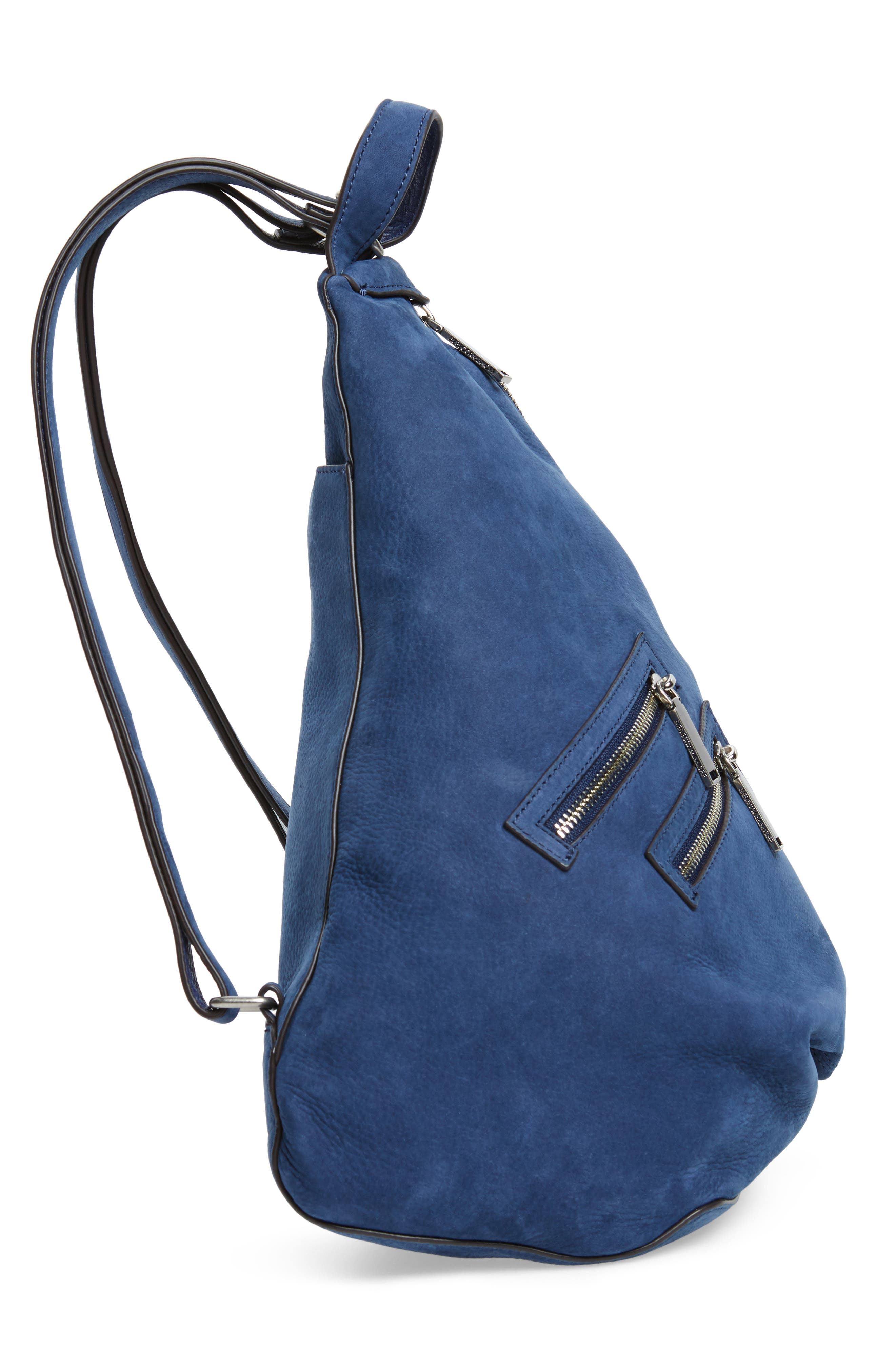 Jamie Leather Backpack,                             Alternate thumbnail 10, color,