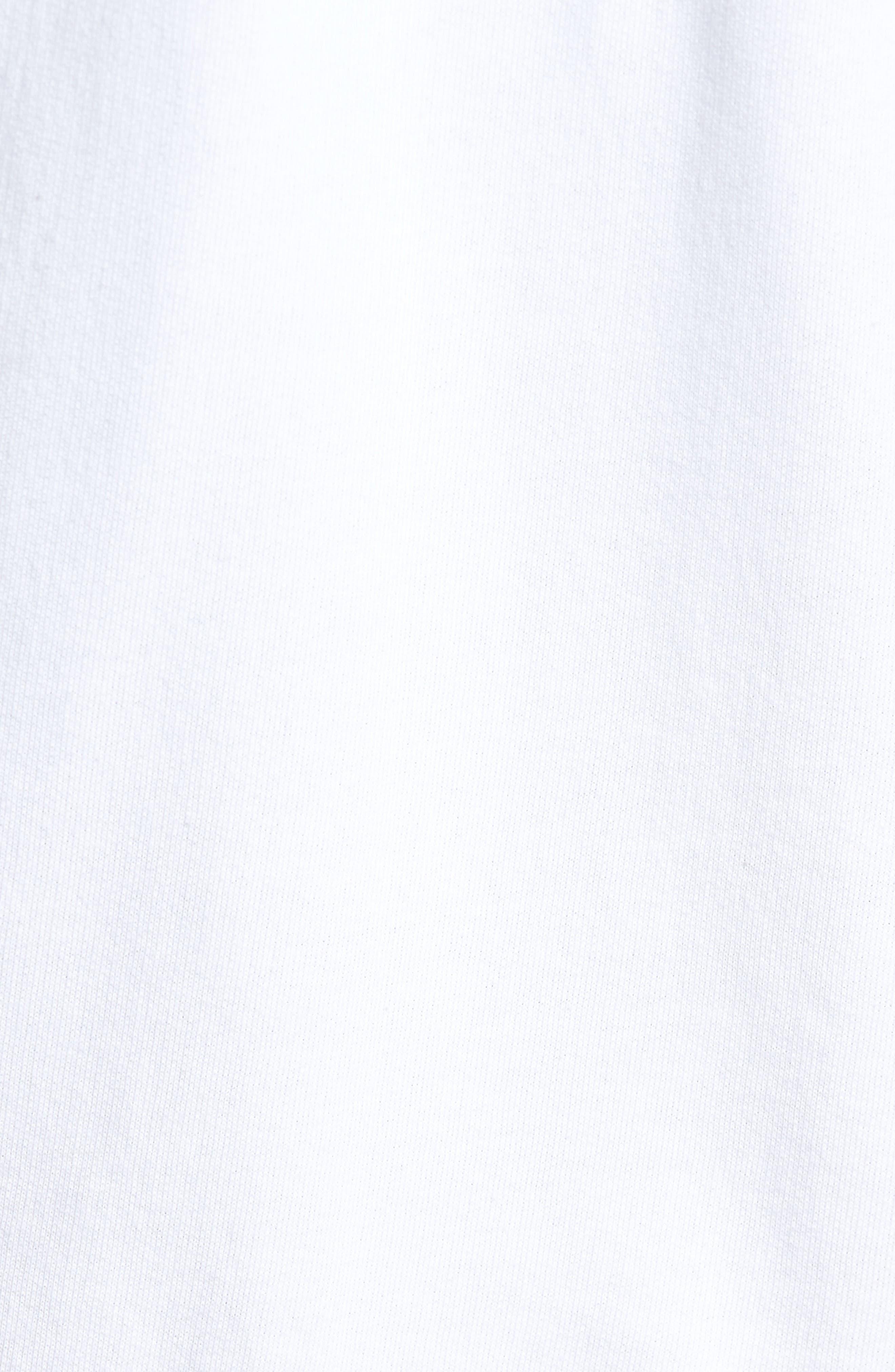 Atomatic Quarter-Zip Fleece Pullover,                             Alternate thumbnail 5, color,                             100
