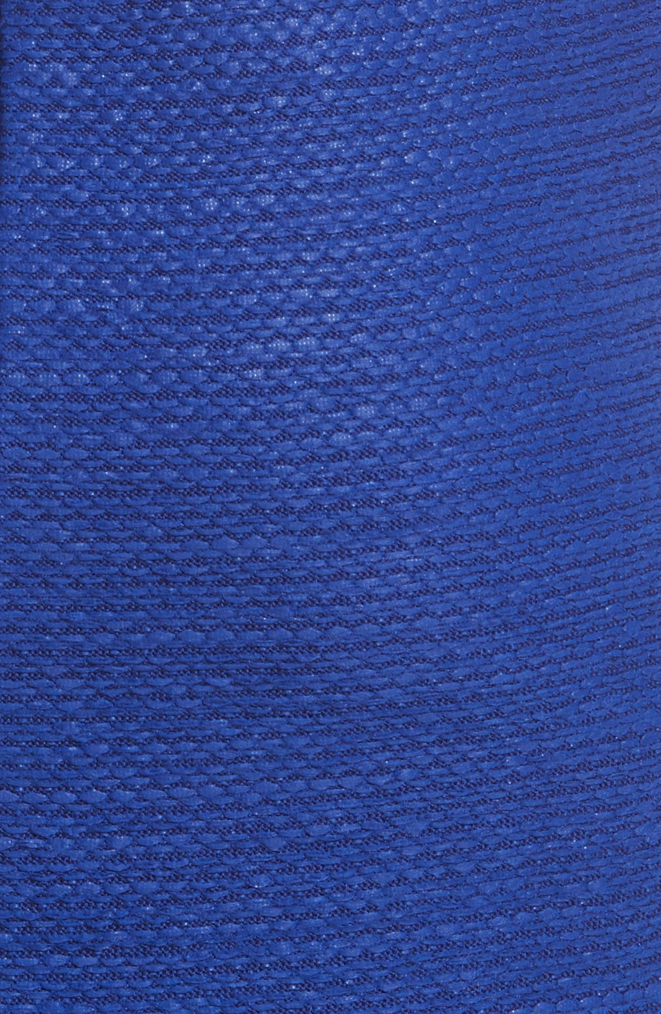 Sheen Tape Knit Tie Neck Dress,                             Alternate thumbnail 5, color,                             430