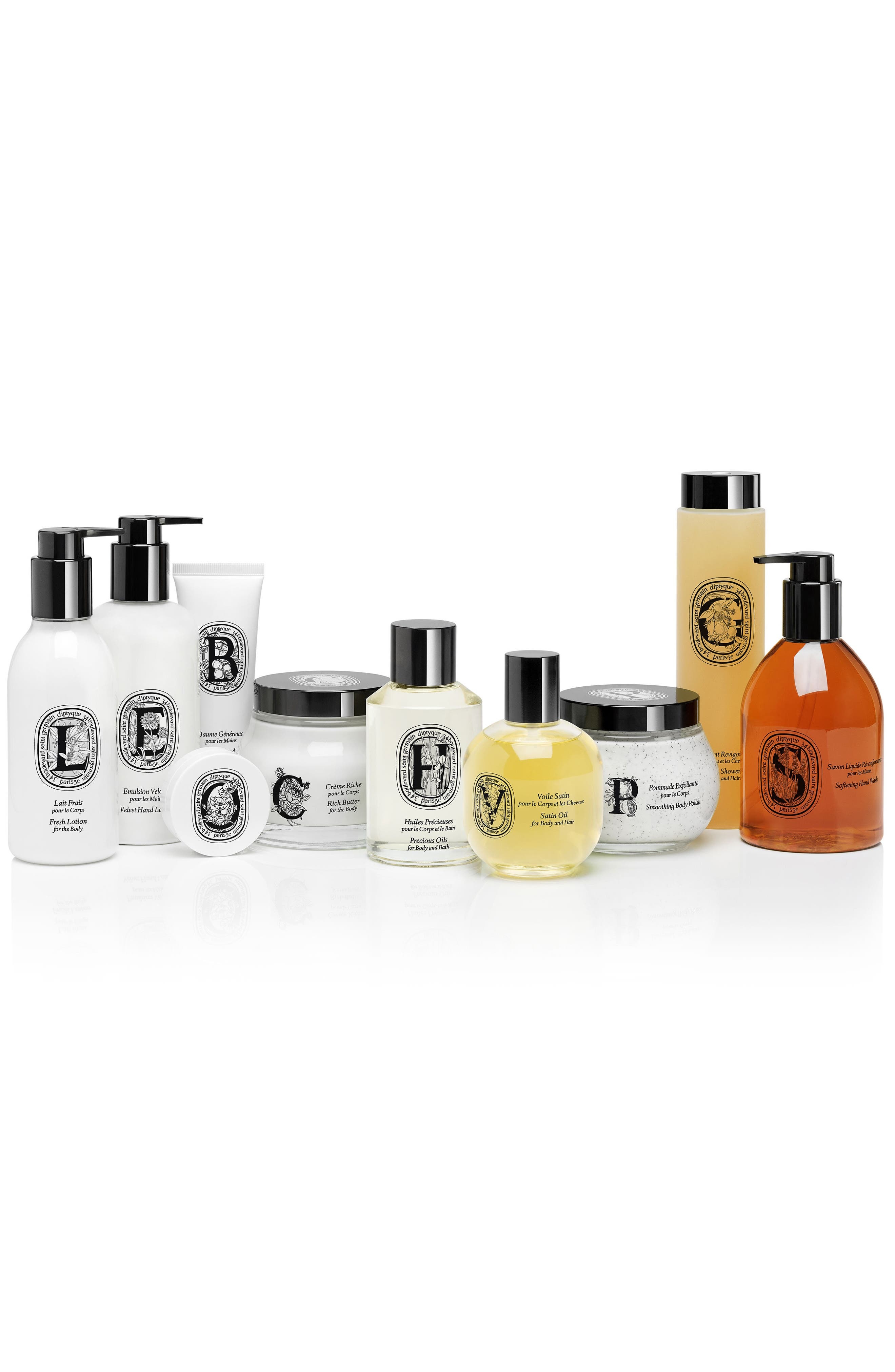 DIPTYQUE,                             Satin Oil Spray for Body and Hair,                             Alternate thumbnail 5, color,                             NO COLOR