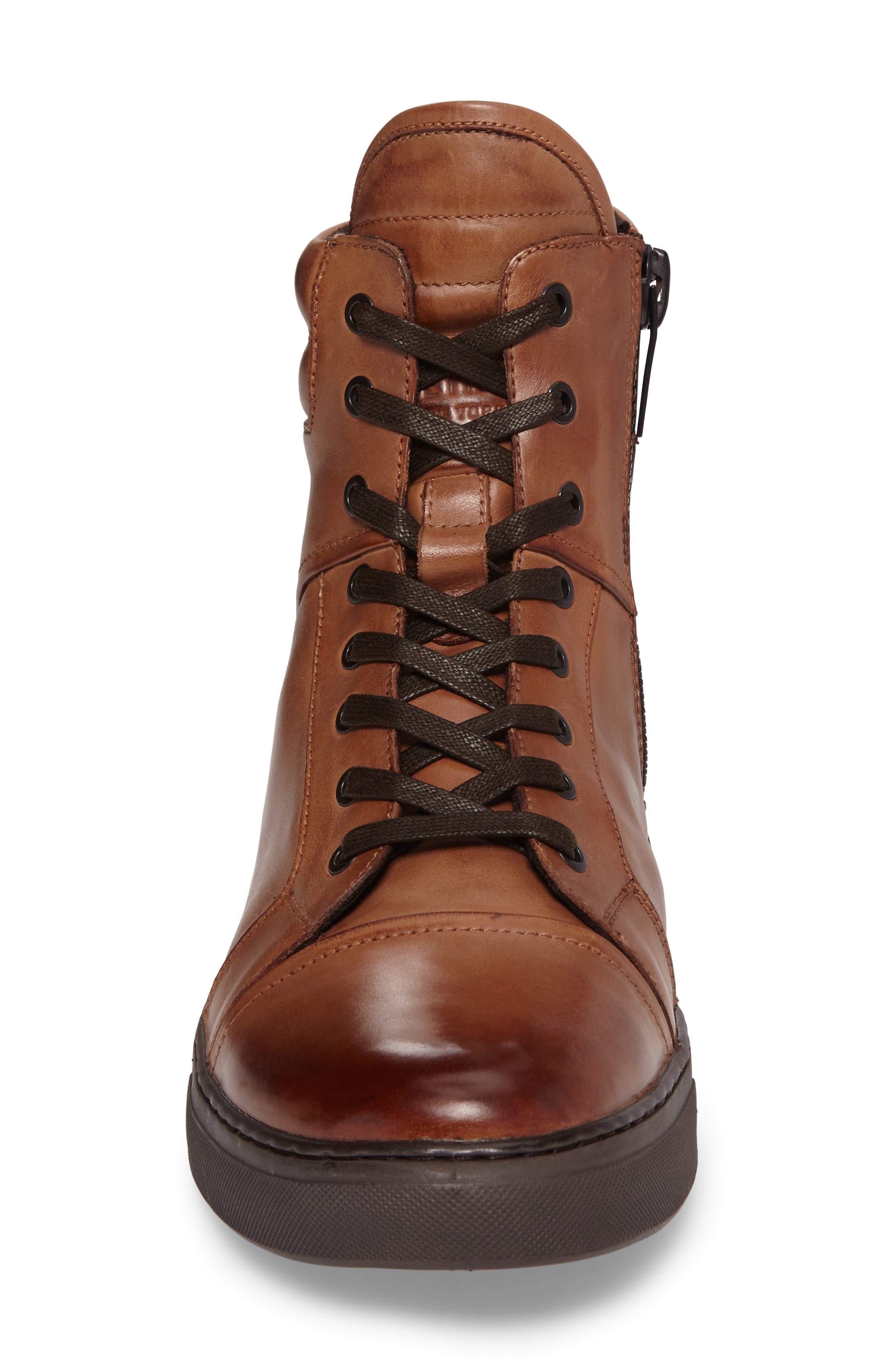 Double Header Sneaker,                             Alternate thumbnail 4, color,                             200